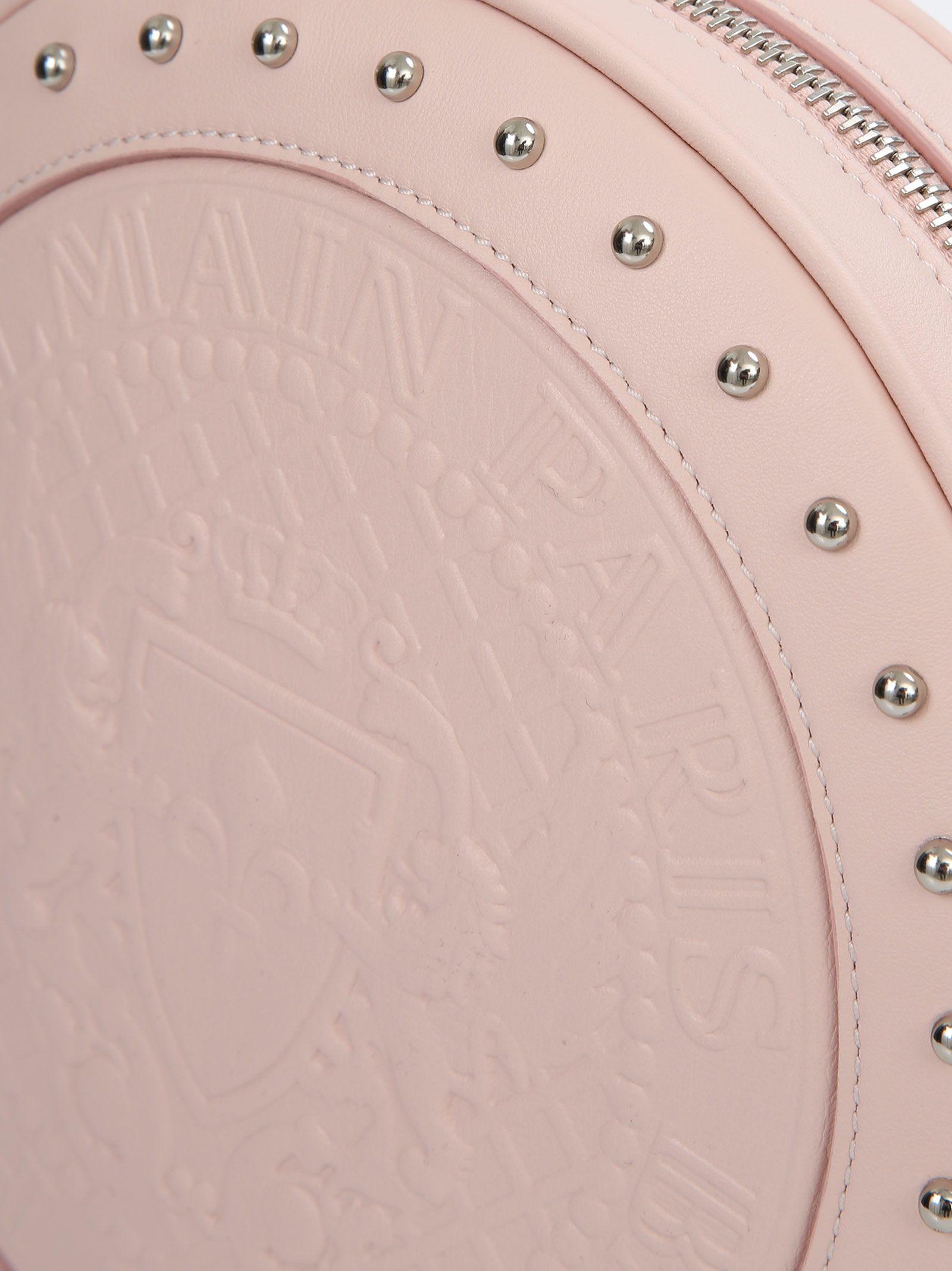 5b6ff11859c Balmain Balmain Paris Shoulder Bag - Pink - 10986461 | italist