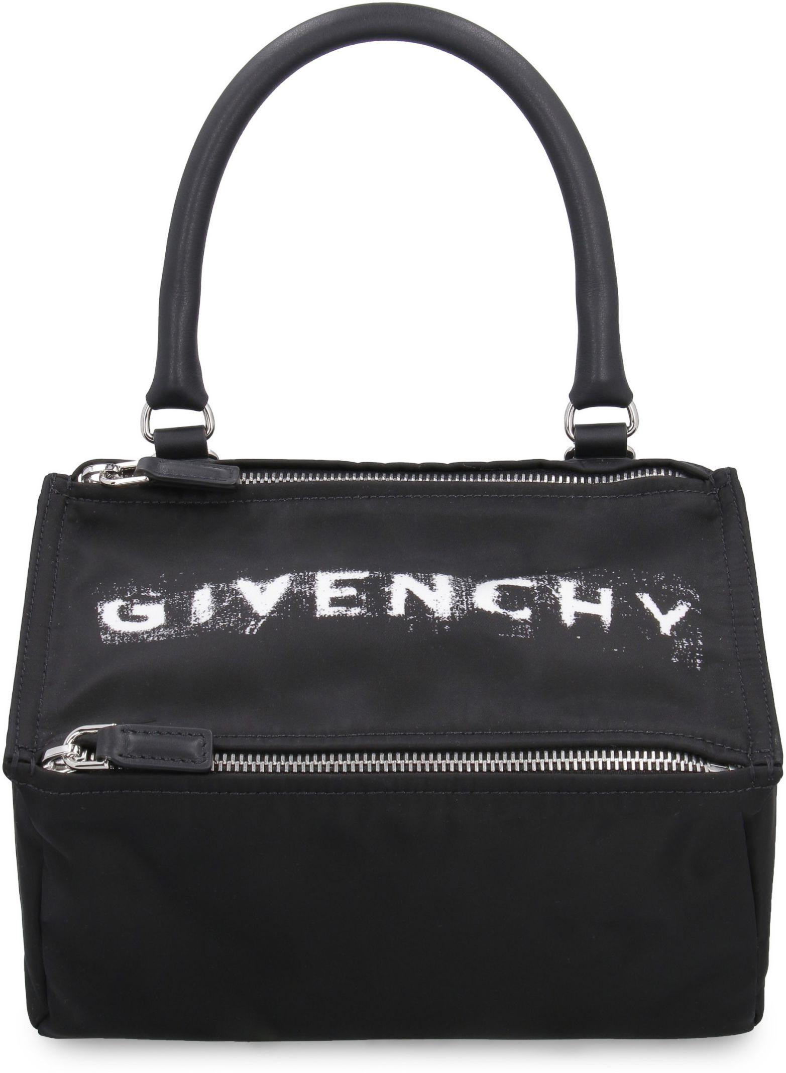 cbb8bfad767 Givenchy Givenchy Pandora Small Nylon Bag - black - 10914775 | italist