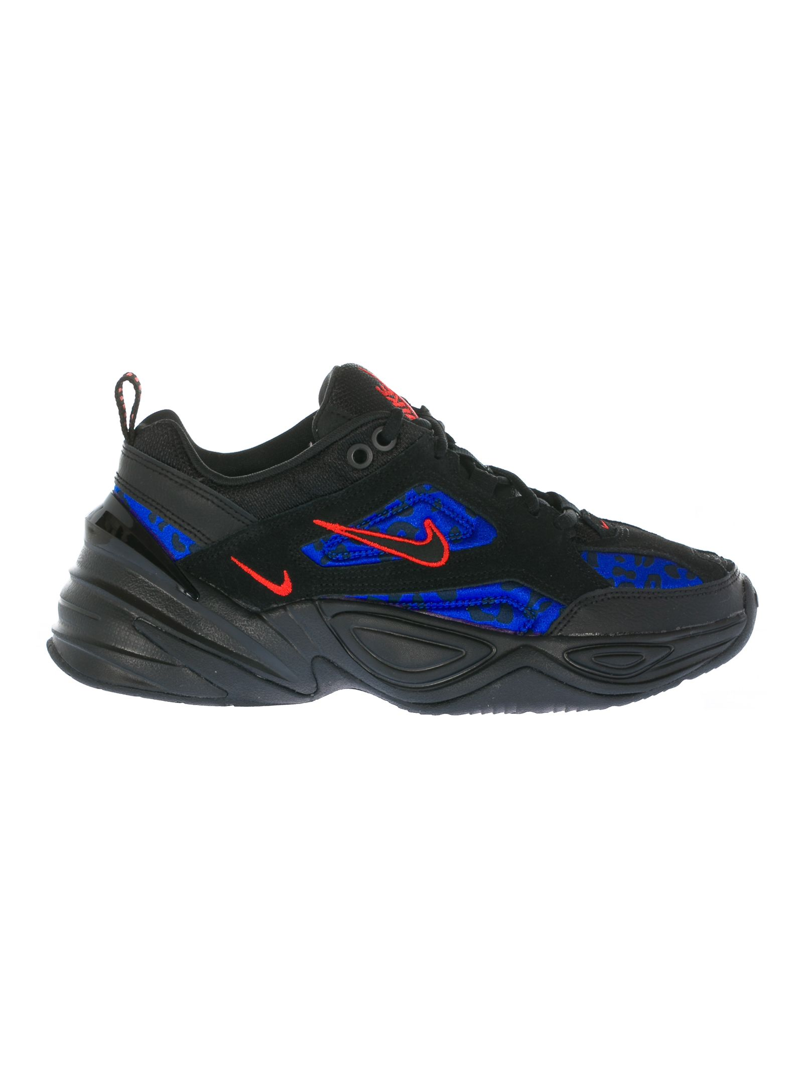 Nike M2k Tekno Animal Sneakers - Black/Multicolor ...