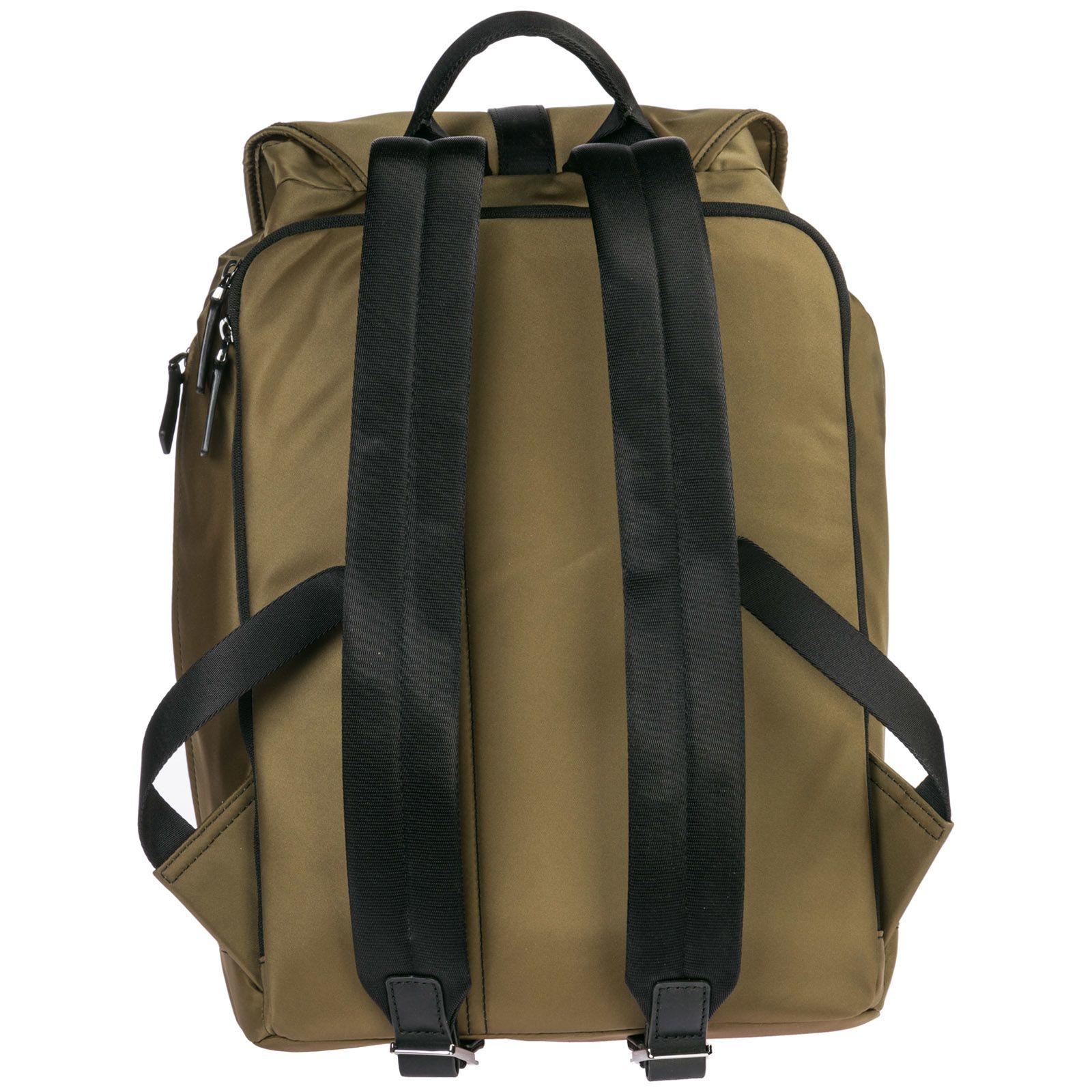 73b079e06a10 Michael Kors Michael Kors Nylon Rucksack Backpack Travel Kent ...