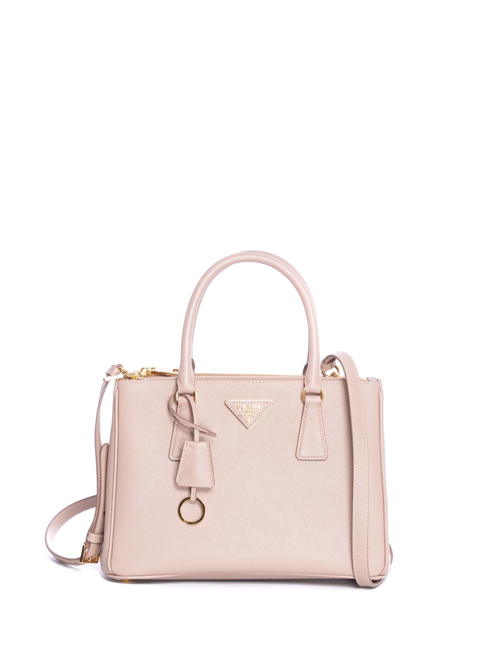2bf8e5d7d9c0 Prada Prada Prada Galleria Small Bag - CIPRIA - 10834458