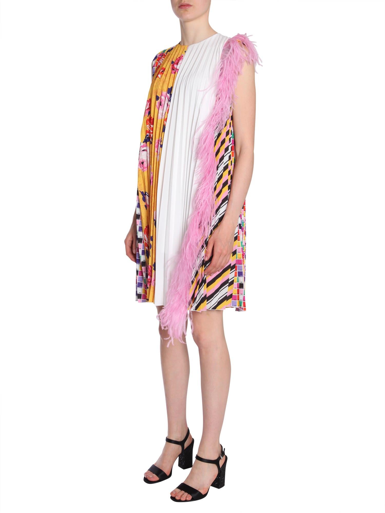 0130c633fc9f MSGM Sleeveless Dress - Multicolor MSGM Sleeveless Dress - Multicolor ...