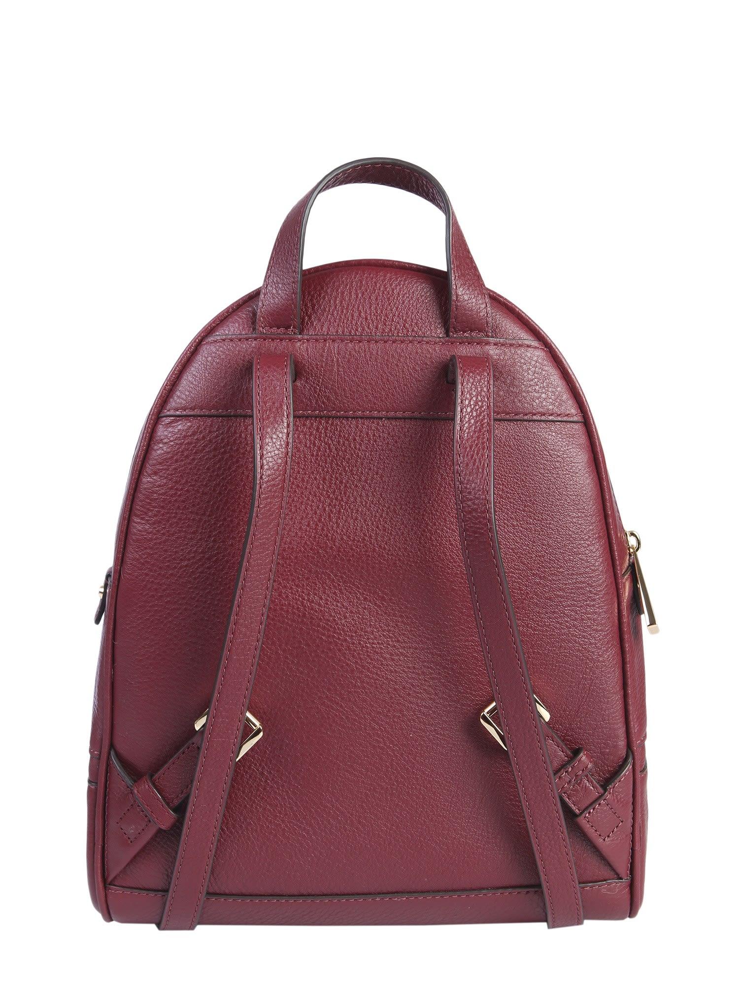 a35c853091c54 MICHAEL Michael Kors MICHAEL Michael Kors Medium Rhea Zip Backpack ...