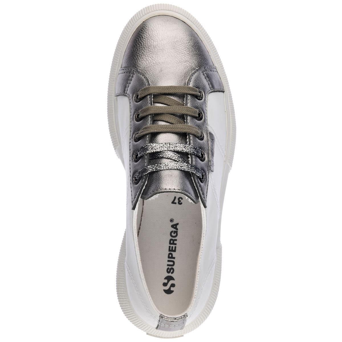 Superga Sneaker 10768888 2287 Whitegun Metal rxrFHw7qS