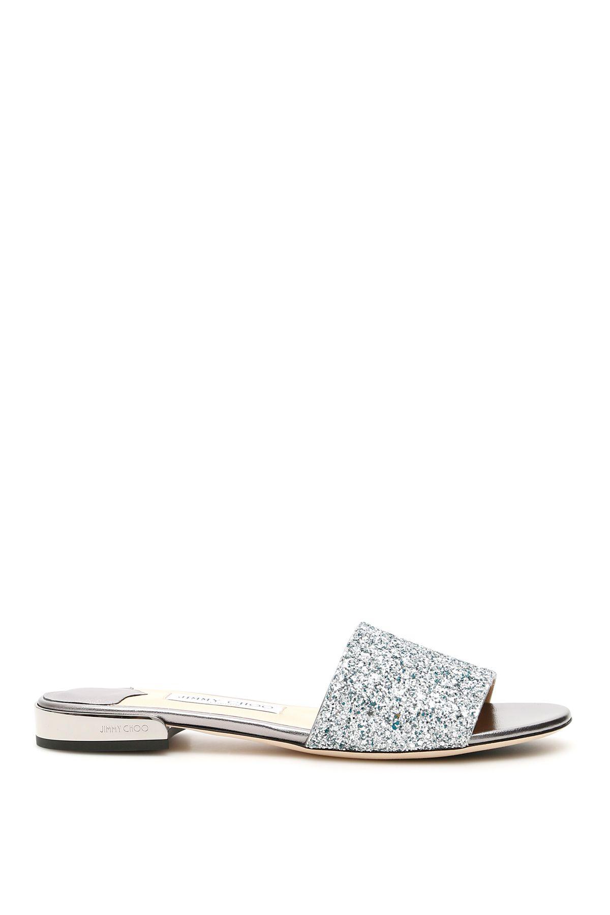 7270fac80fde Jimmy Choo Jimmy Choo Joni Flat Sandals - Basic - 10827540