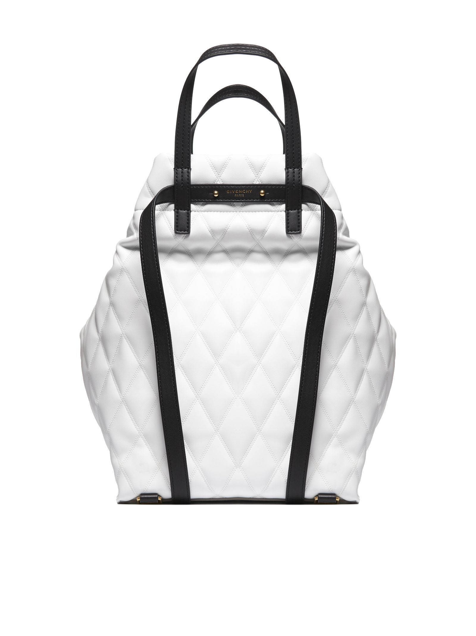d0064a4235d9 Givenchy Givenchy Duo Backpack - Bianco - 10786958
