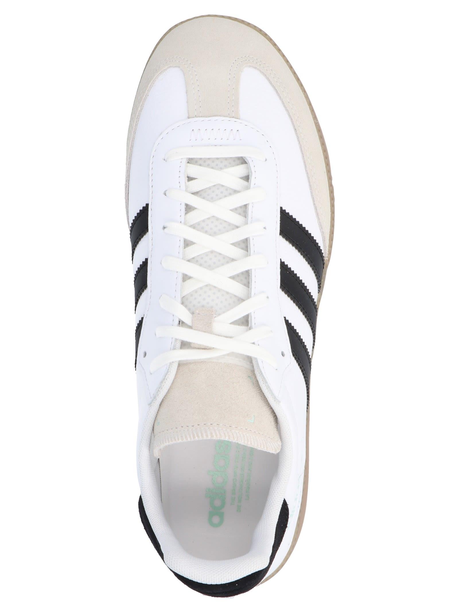 sports shoes 5954b 45837 ... Adidas Originals  samba Rm  Shoes - Black White