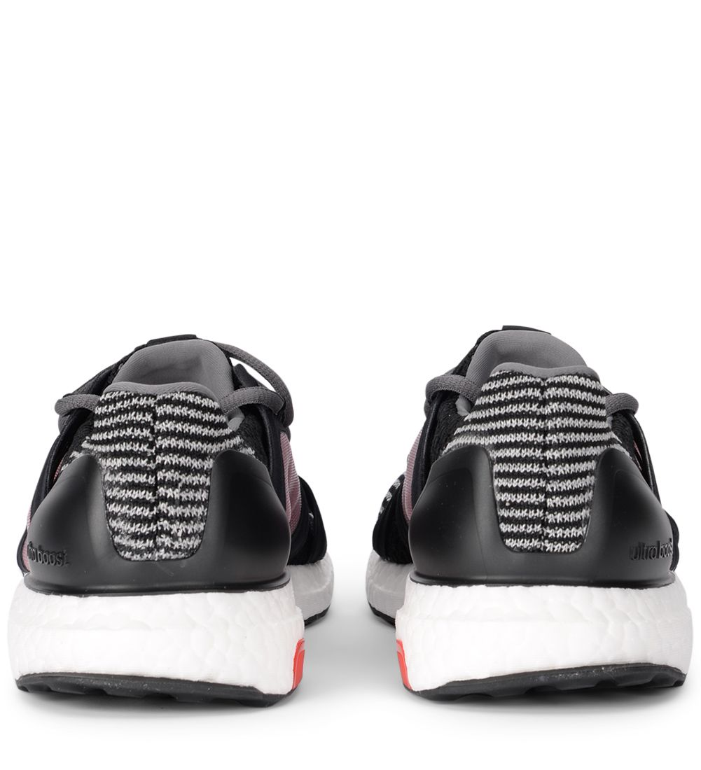newest a14b0 02972 ... Stella McCartney Adidas By Stella Mccartney Ultra Boost Black And Pink  Sneaker - MULTICOLOR ...