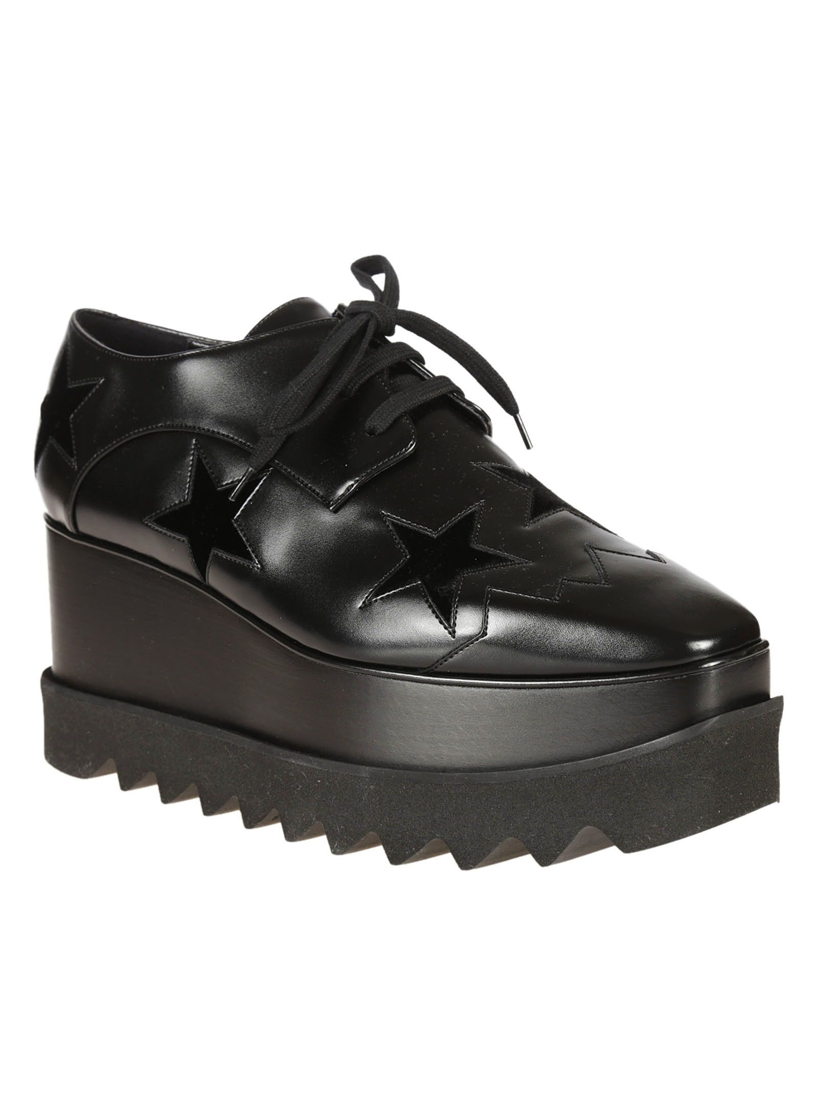 2e41e5bc15a6 Stella McCartney Stella McCartney Star Elyse Platform Lace-up Shoes ...