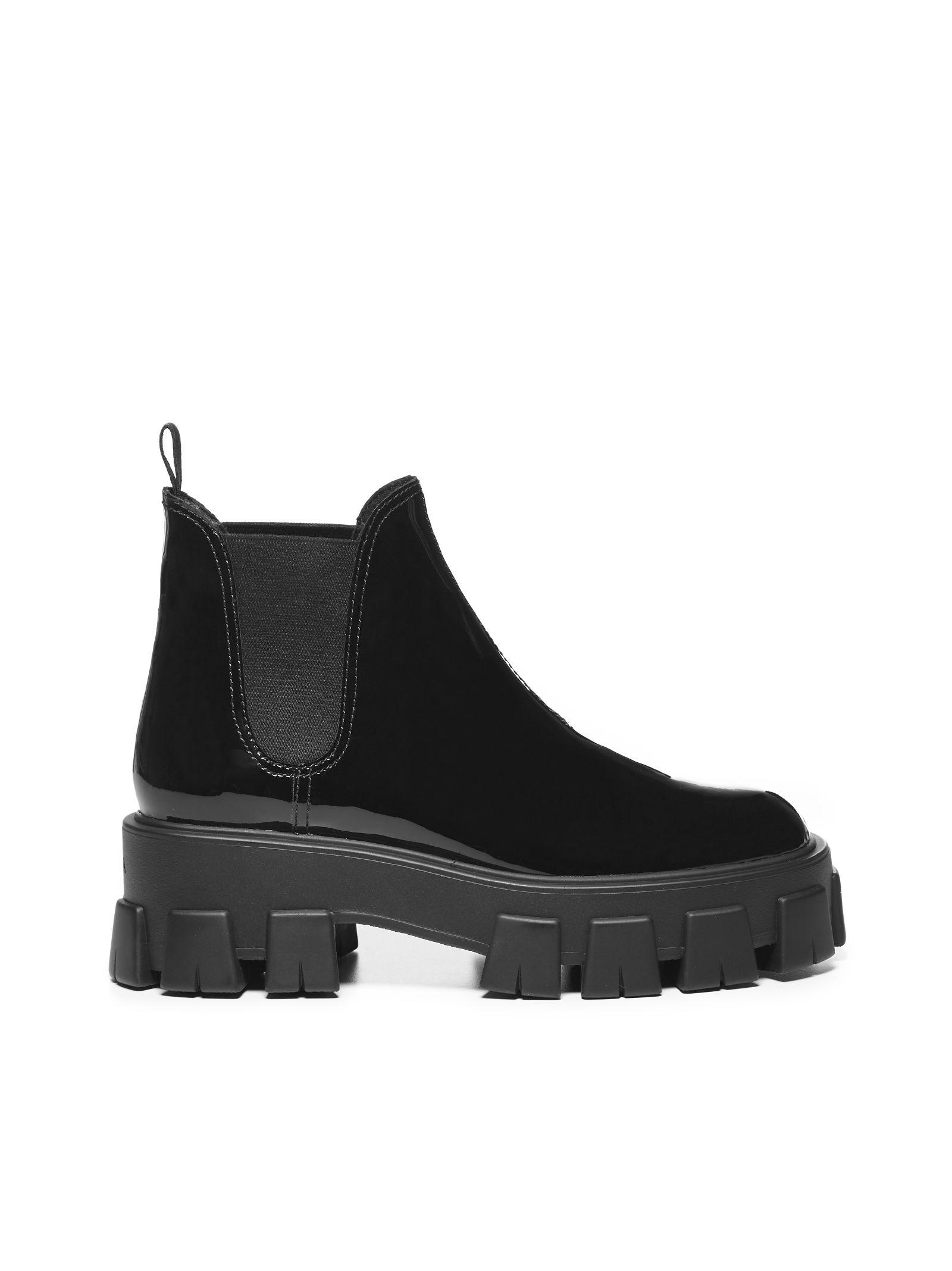 5640d426f Prada Prada Boots - Nero - 10969269 | italist