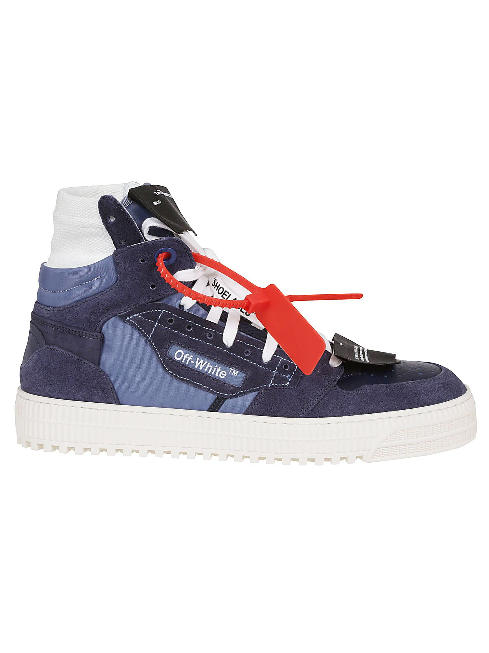 Off-White Sneakers Off-White Hi-cut Sneakers