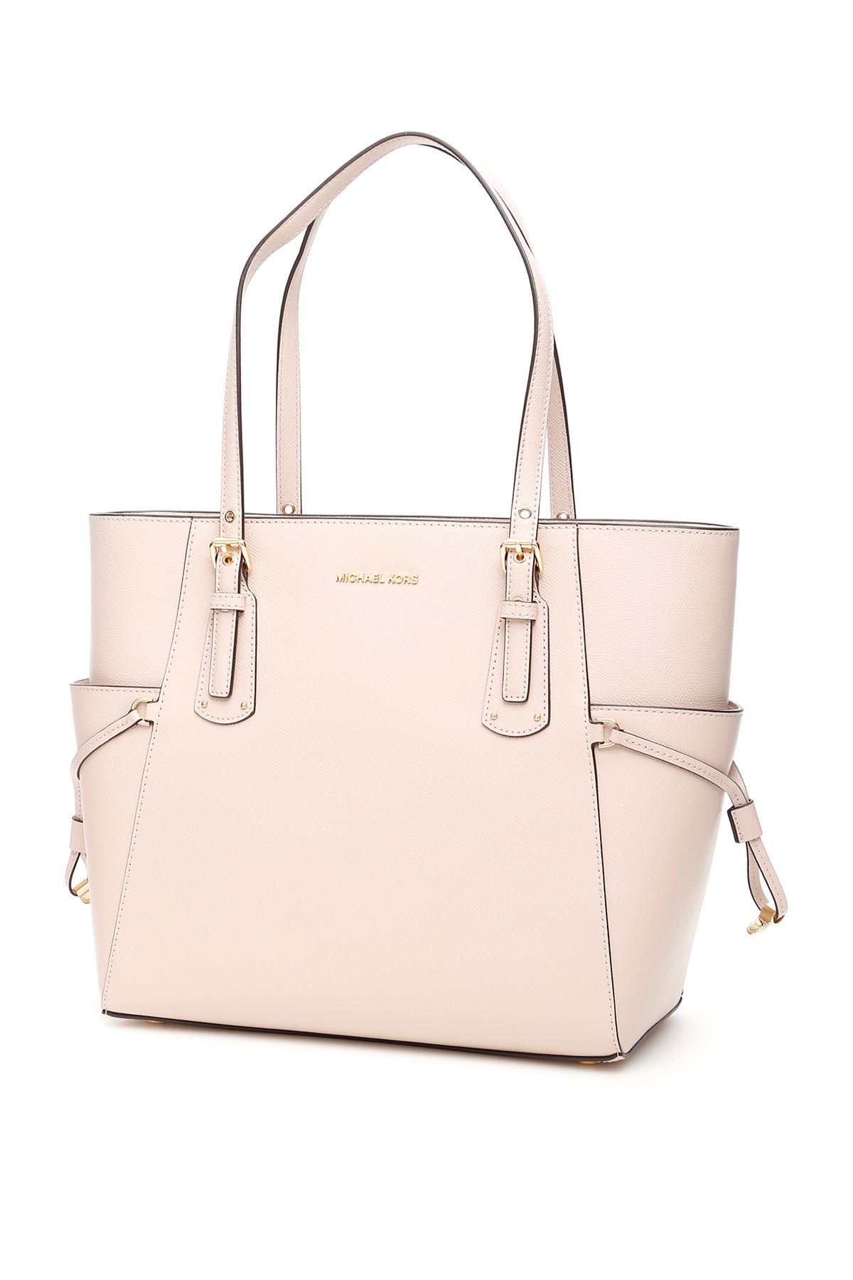 b1d2b28d18e060 MICHAEL Michael Kors MICHAEL Michael Kors Voyager Leather Tote Bag ...