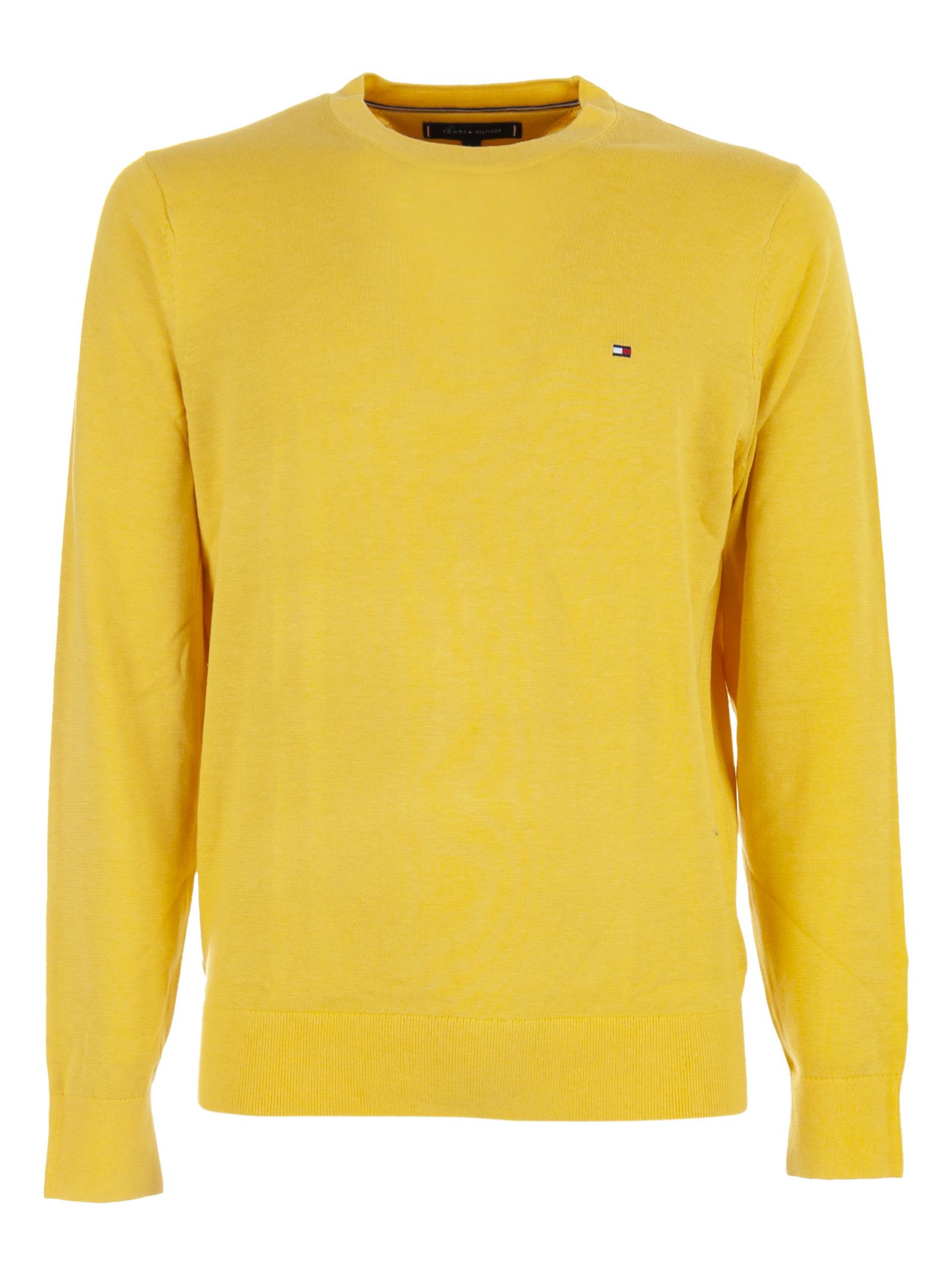 199fd0ed3 Tommy Hilfiger Tommy Hilfiger Pullover - Giallo - 10802209