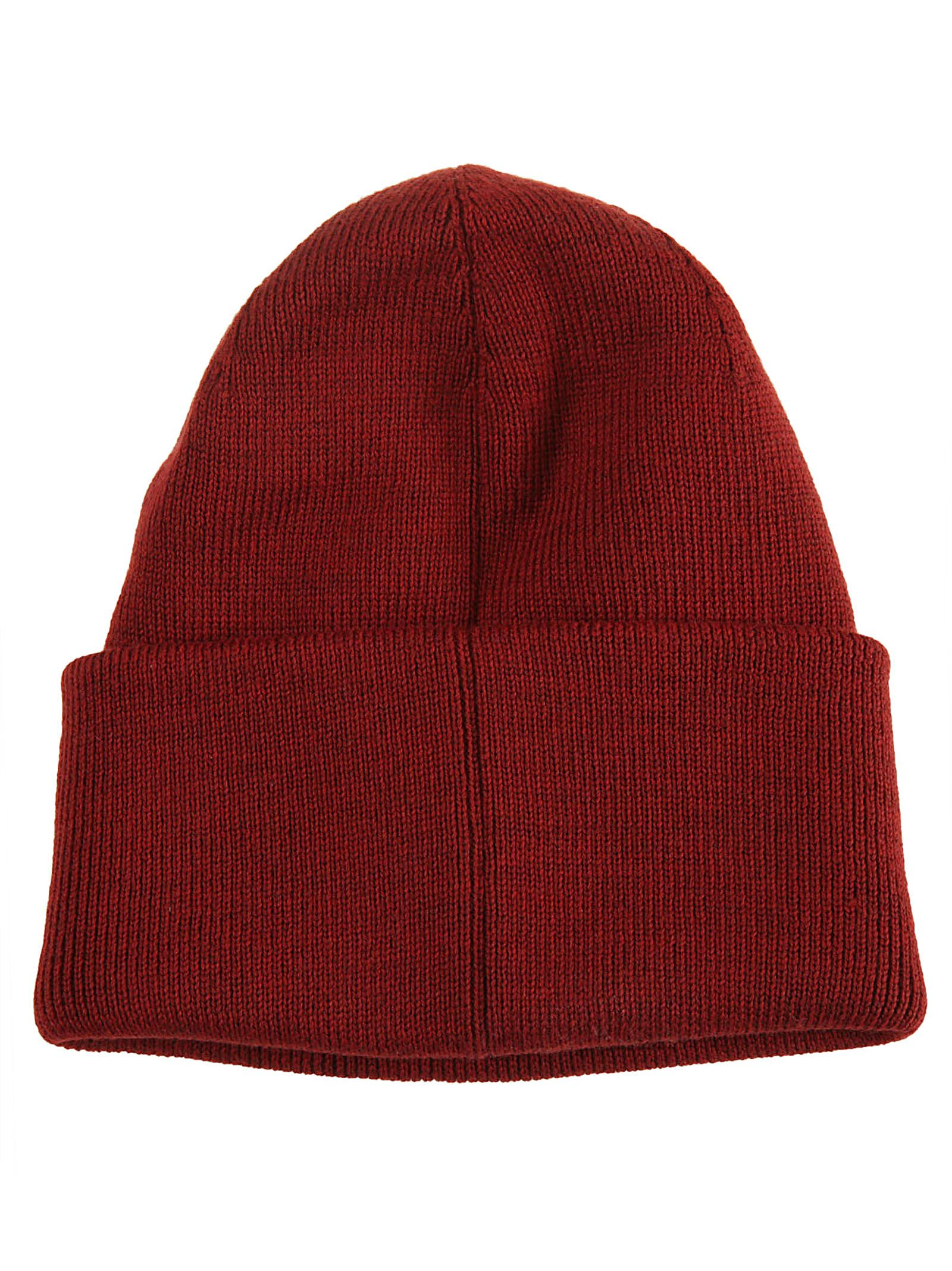 Canada Goose Fitted Beanie - Redwood Canada Goose Fitted Beanie - Redwood df6abd1f130