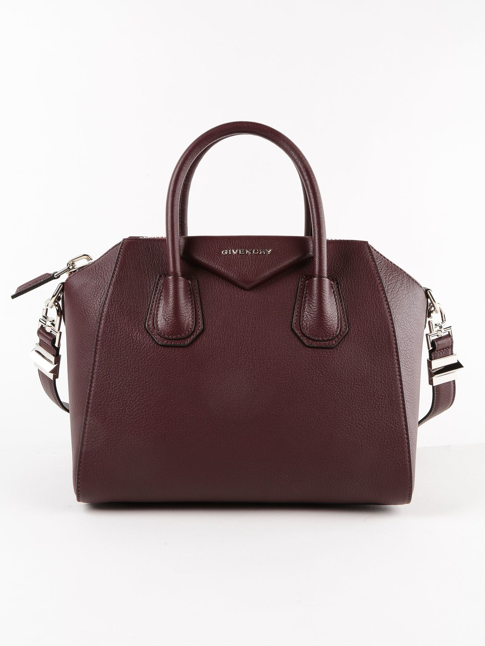 af2f78990d29 Givenchy Givenchy Small Antigona Tote - Aubergine - 10765777