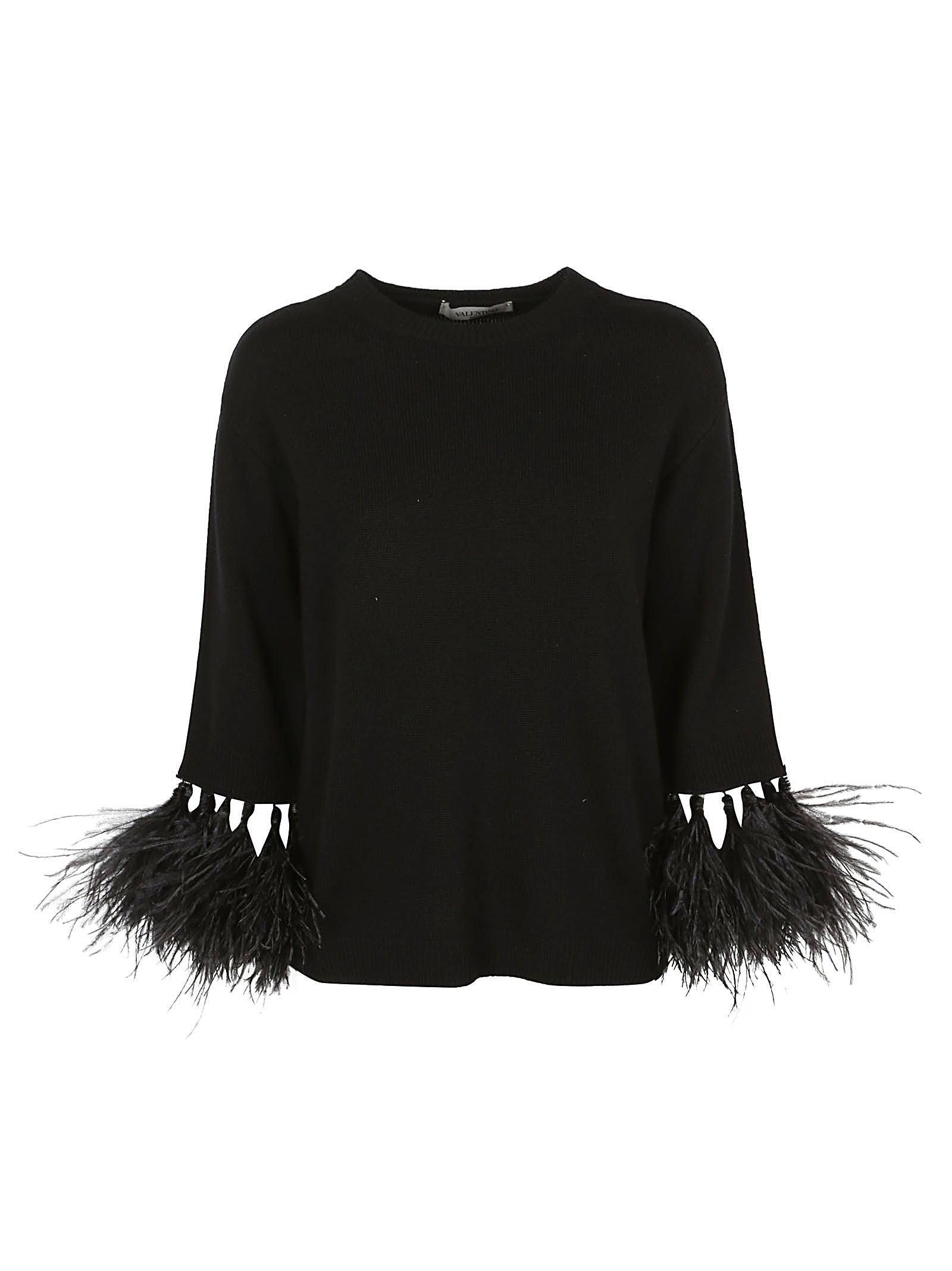 be65f1800297e Valentino Valentino Knitwear - Nero - 10846573 | italist