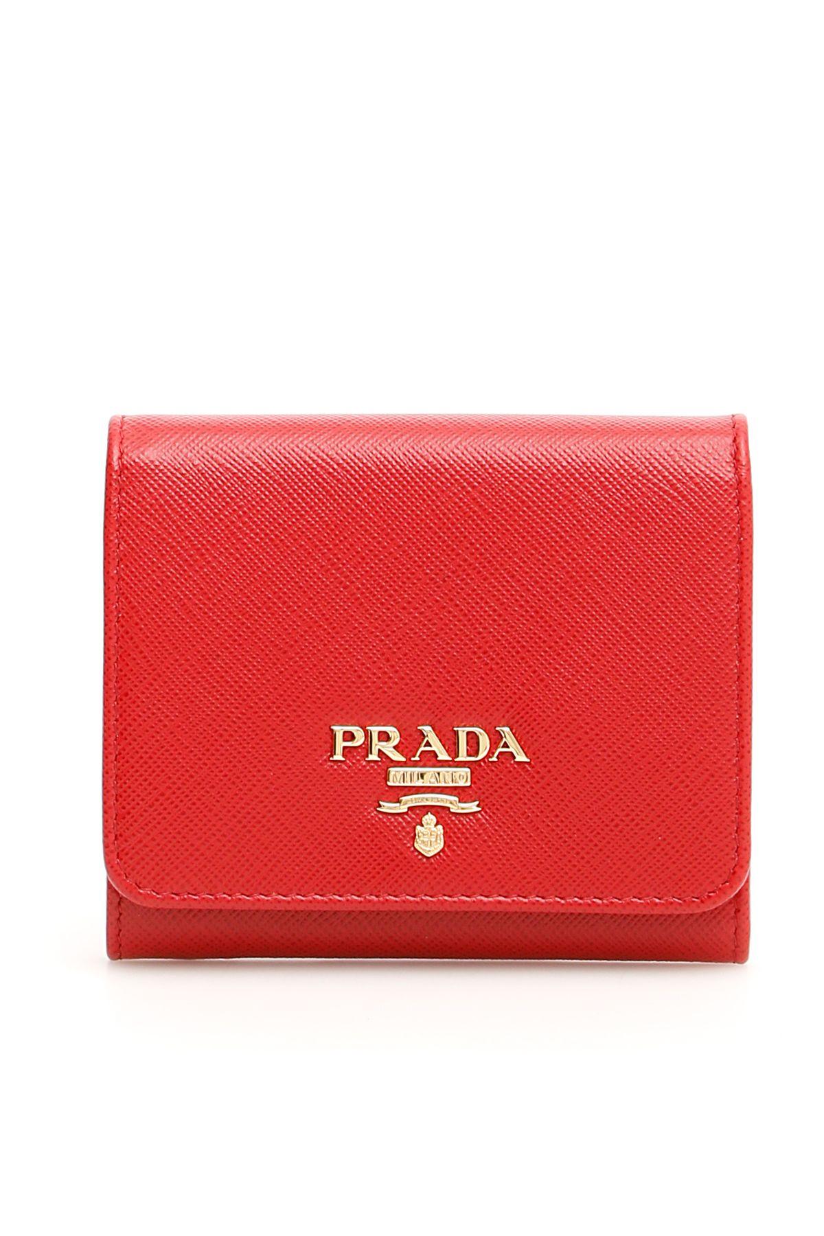 2be55362ccf7 Prada Prada Flap Wallet - Basic - 10784909