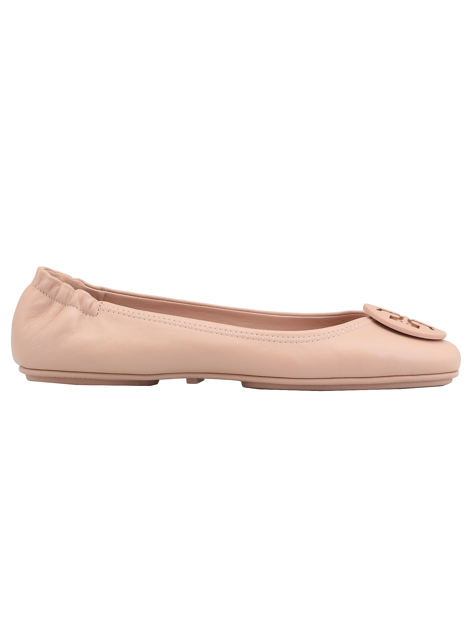 be4047fca Tory Burch Tory Burch Minnie Travel Ballet - GOAN SAND - 10808860 ...