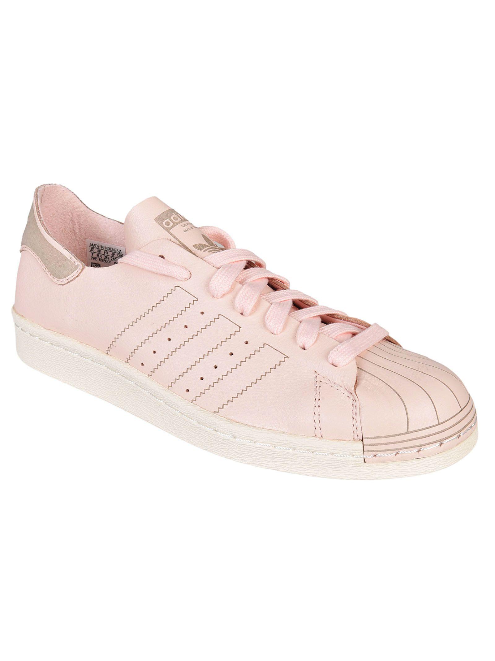 bfded48e36e2 Adidas Adidas Superstar 80 s Deacon Sneakers - Pink - 8916660