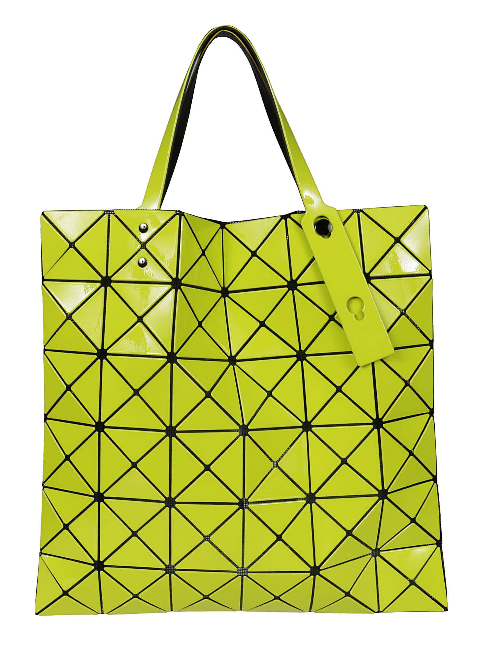5a2f7f0b75 Bao Bao Issey Miyake Bao Bao Geometric Pattern Tote - Green ...