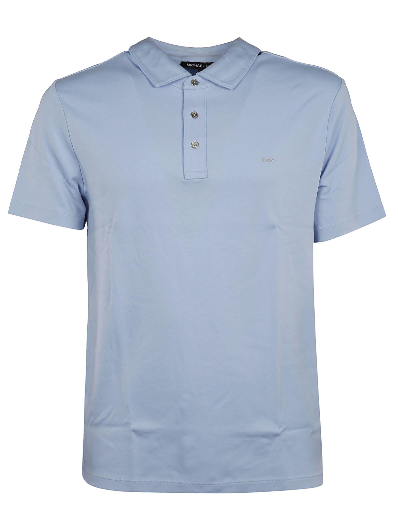 d17b2d5c Michael Kors Michael Kors Classic Polo Shirt - Steel Blue - 10855324 ...