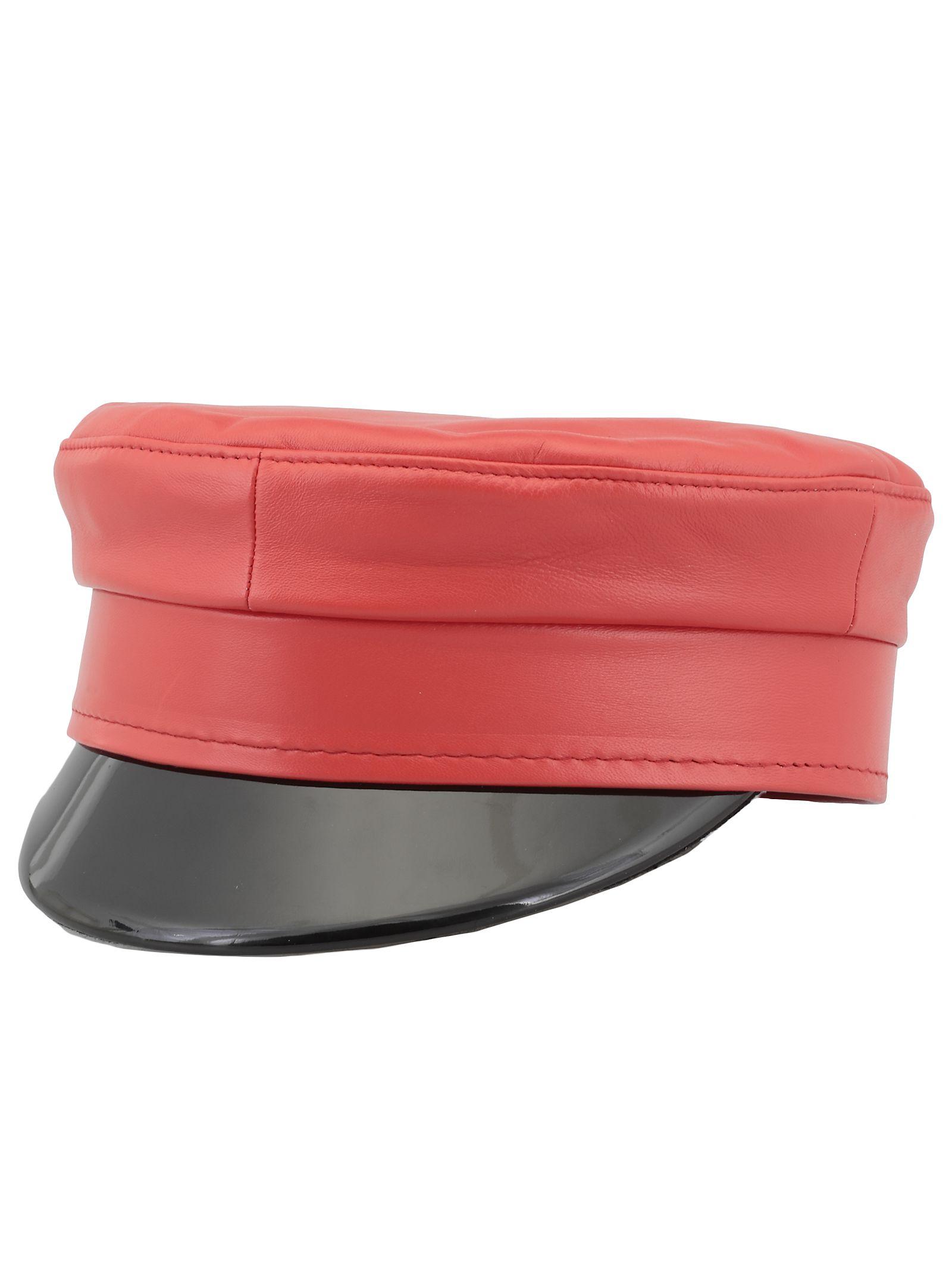 Ruslan Baginskiy Ruslan Baginskiy Baker Boy Red Cap - RED - 10786316 ... f2cc29c90ec9