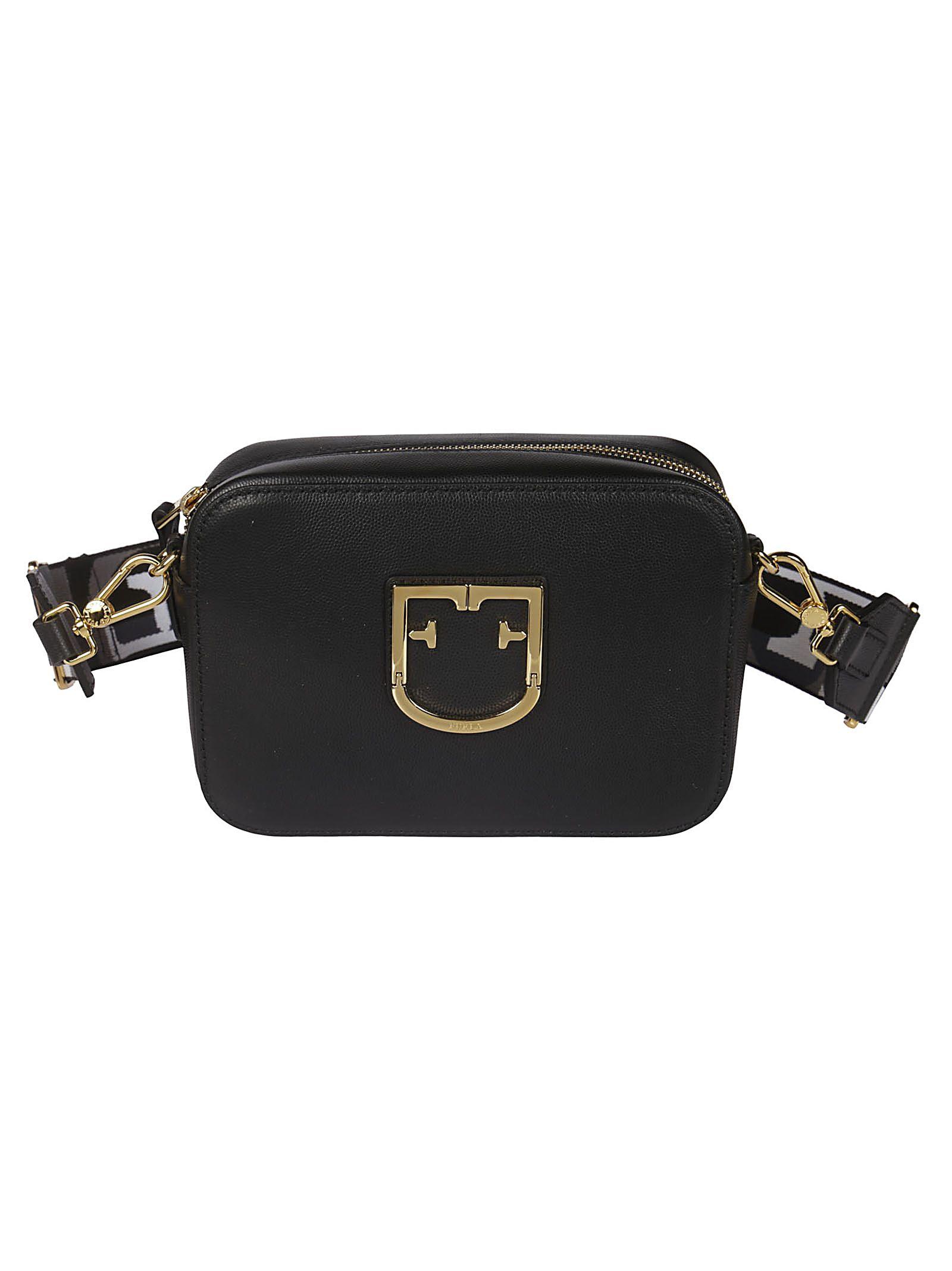 560958fb3c626 Furla Furla Brave Shoulder Bag - Black - 10805851