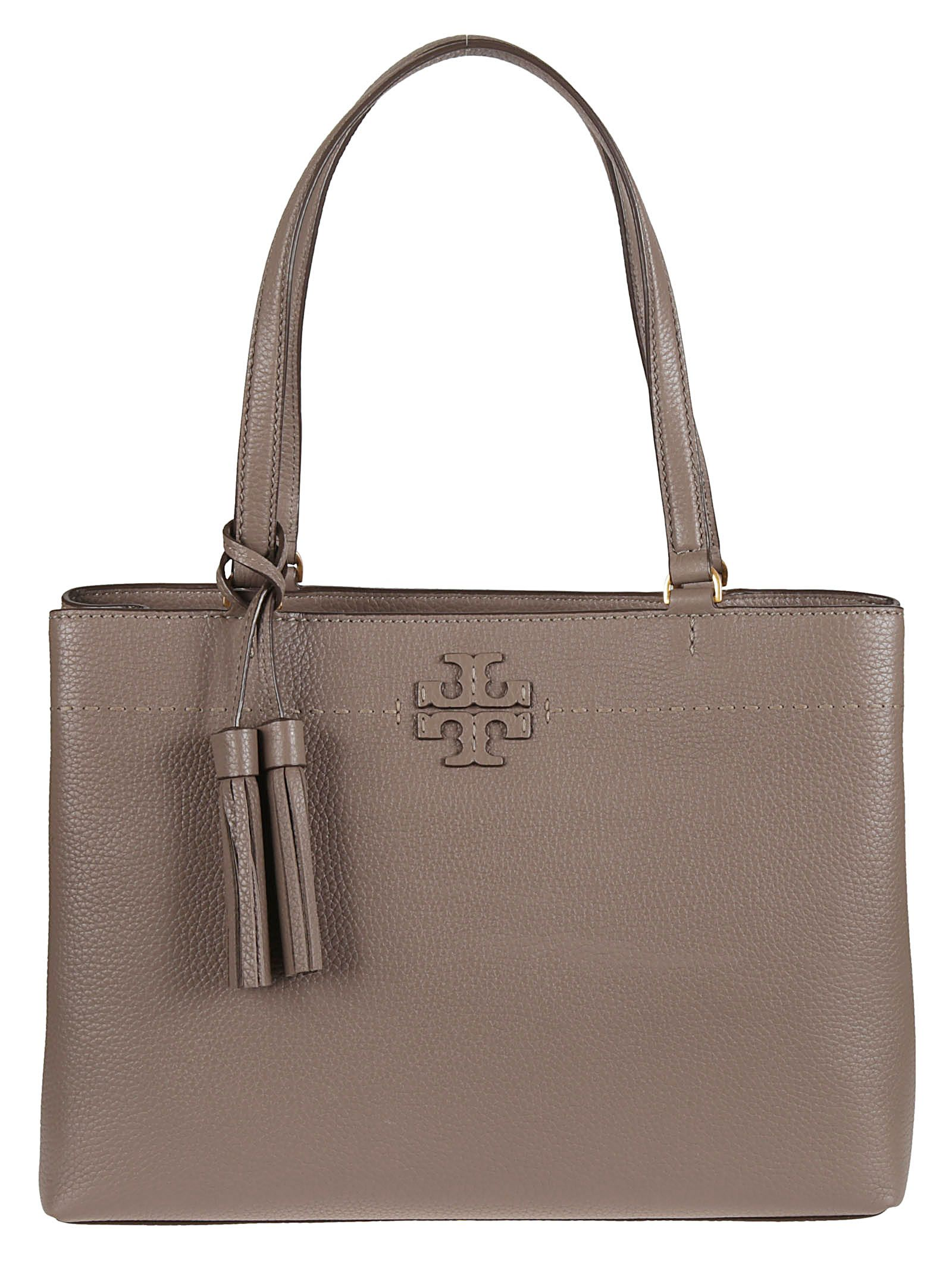 207cb3157a90 Tory Burch Tory Burch Mcgraw Triple Compartment Tote - Basic ...