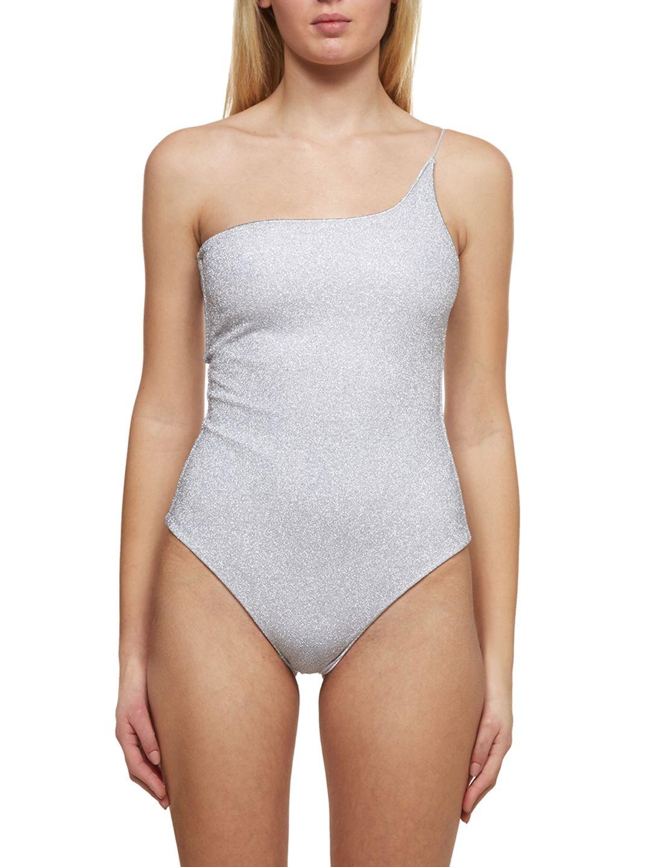 0a275e4754051 Oseree Oseree Swimwear - Silver - 10836201 | italist