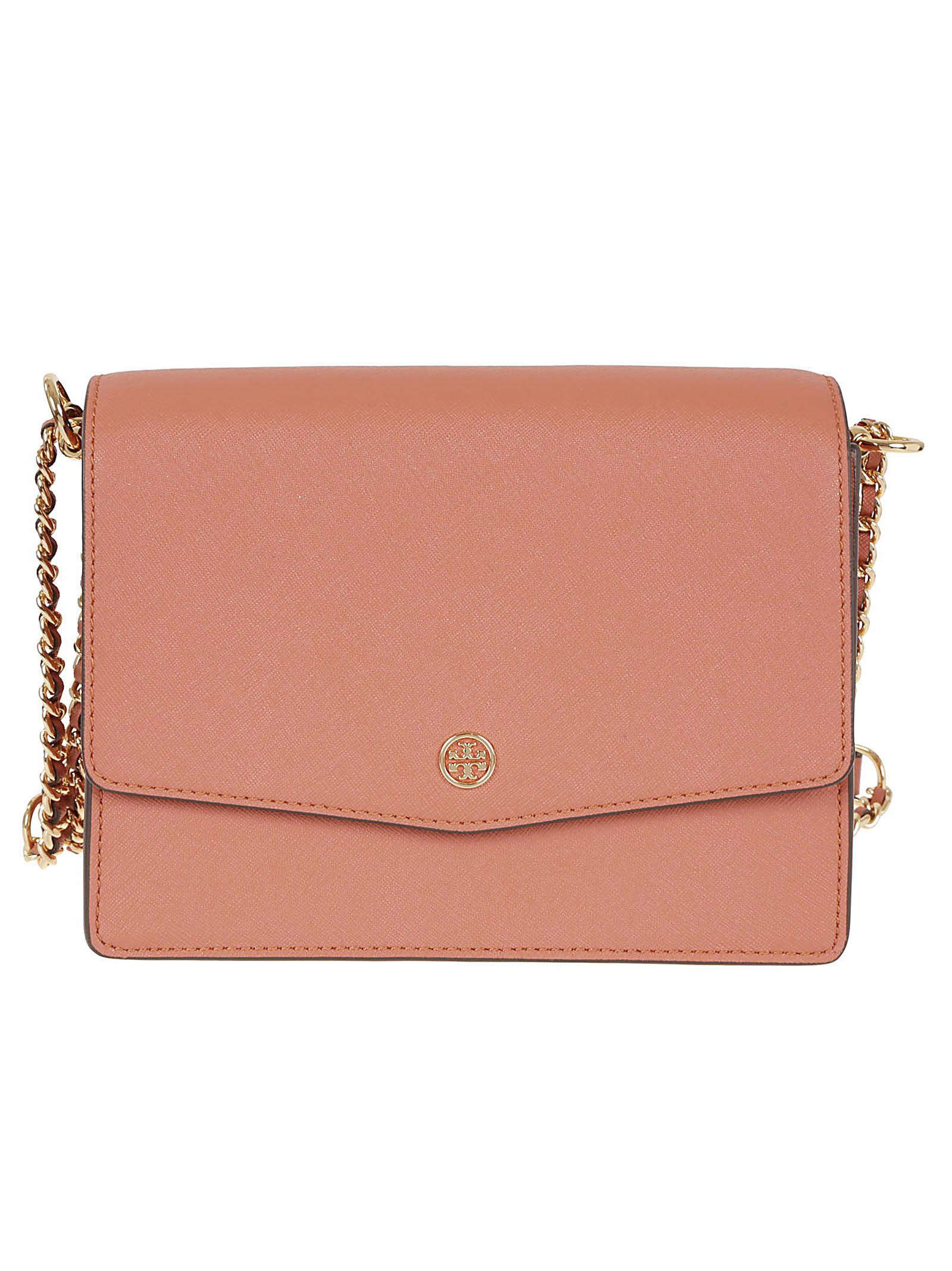 d14c911b377 Tory Burch Tory Burch Robinson Convertible Shoulder Bag - Tramonto ...