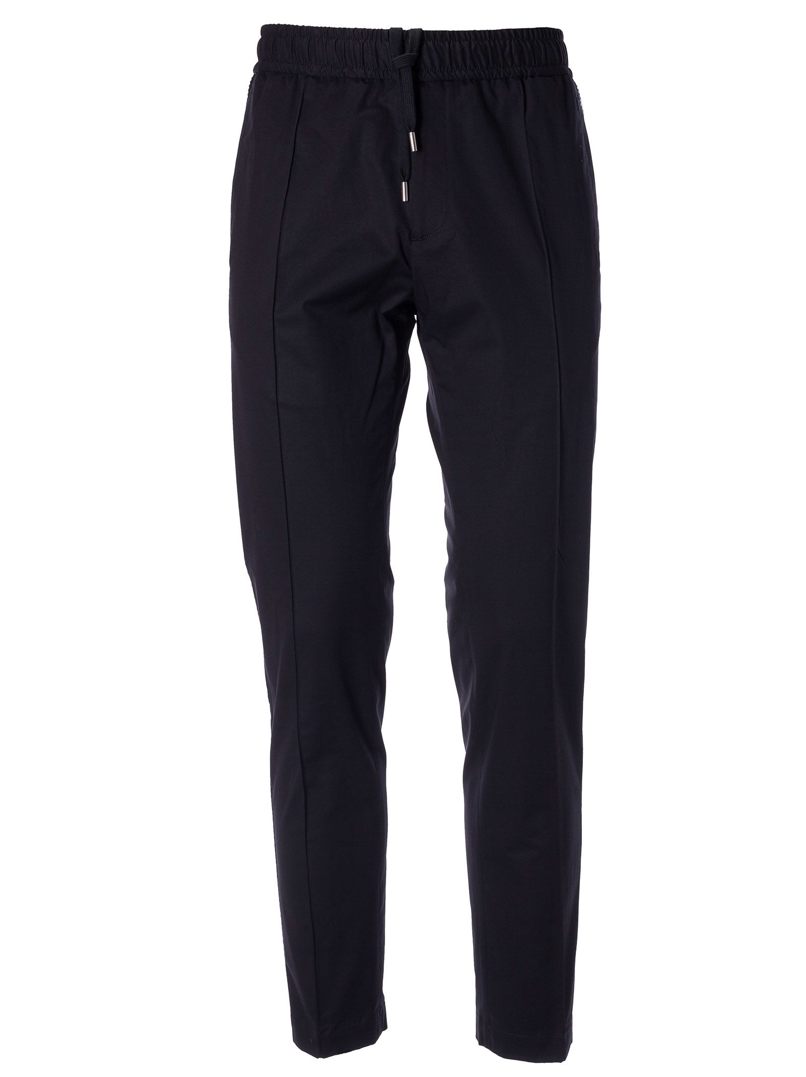 0e7460bd5086 Versace Versace Elasticated-waist Track Pants - Black - 10857527 ...
