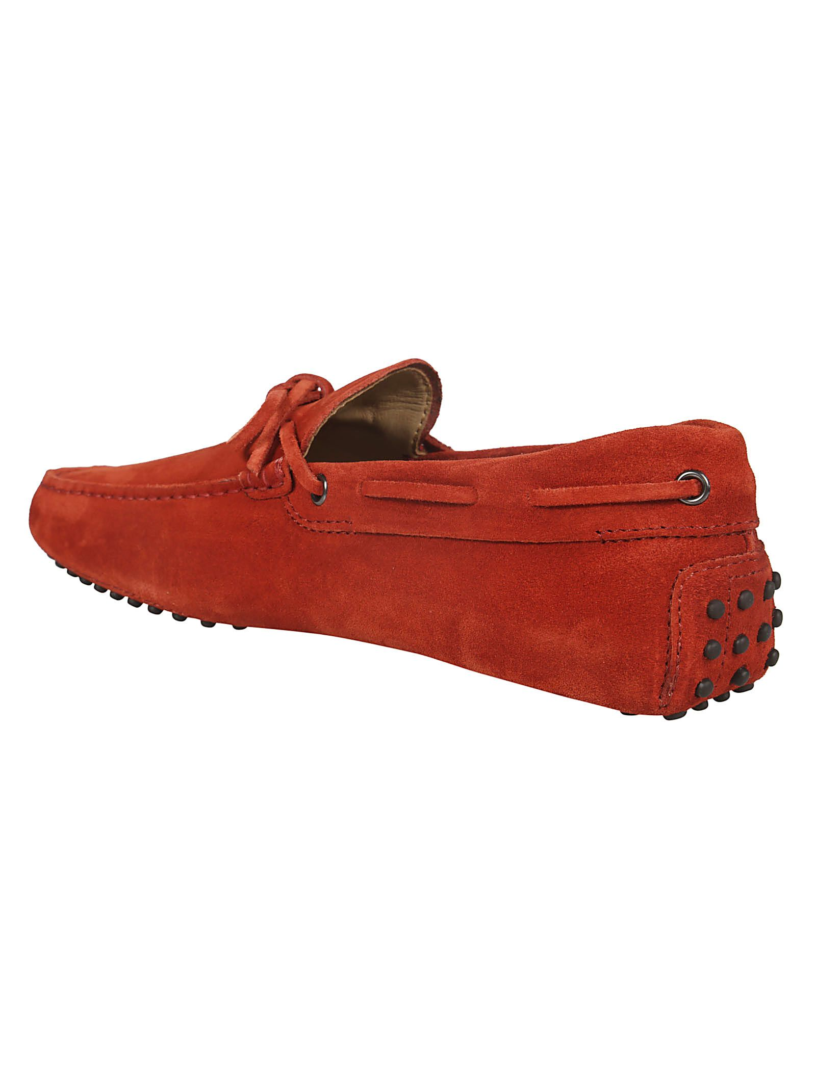 195ab47ea72ac Tod's Tod's Gommino Loafers - Red - 10855724 | italist