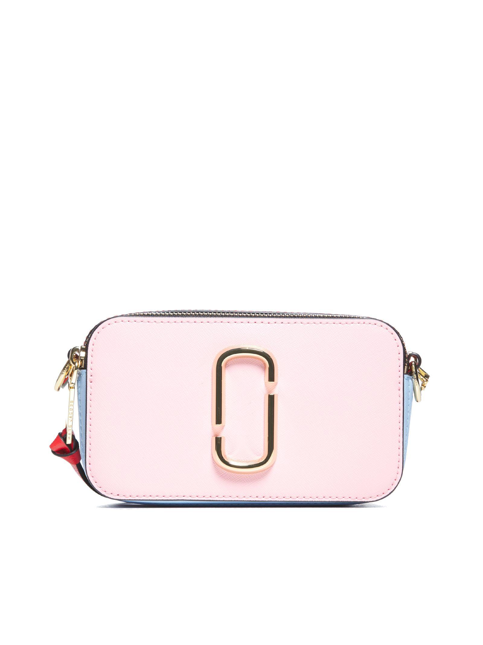 47c91561554 Marc Jacobs Marc Jacobs Clutch - Tart pink multi - 10969306 | italist