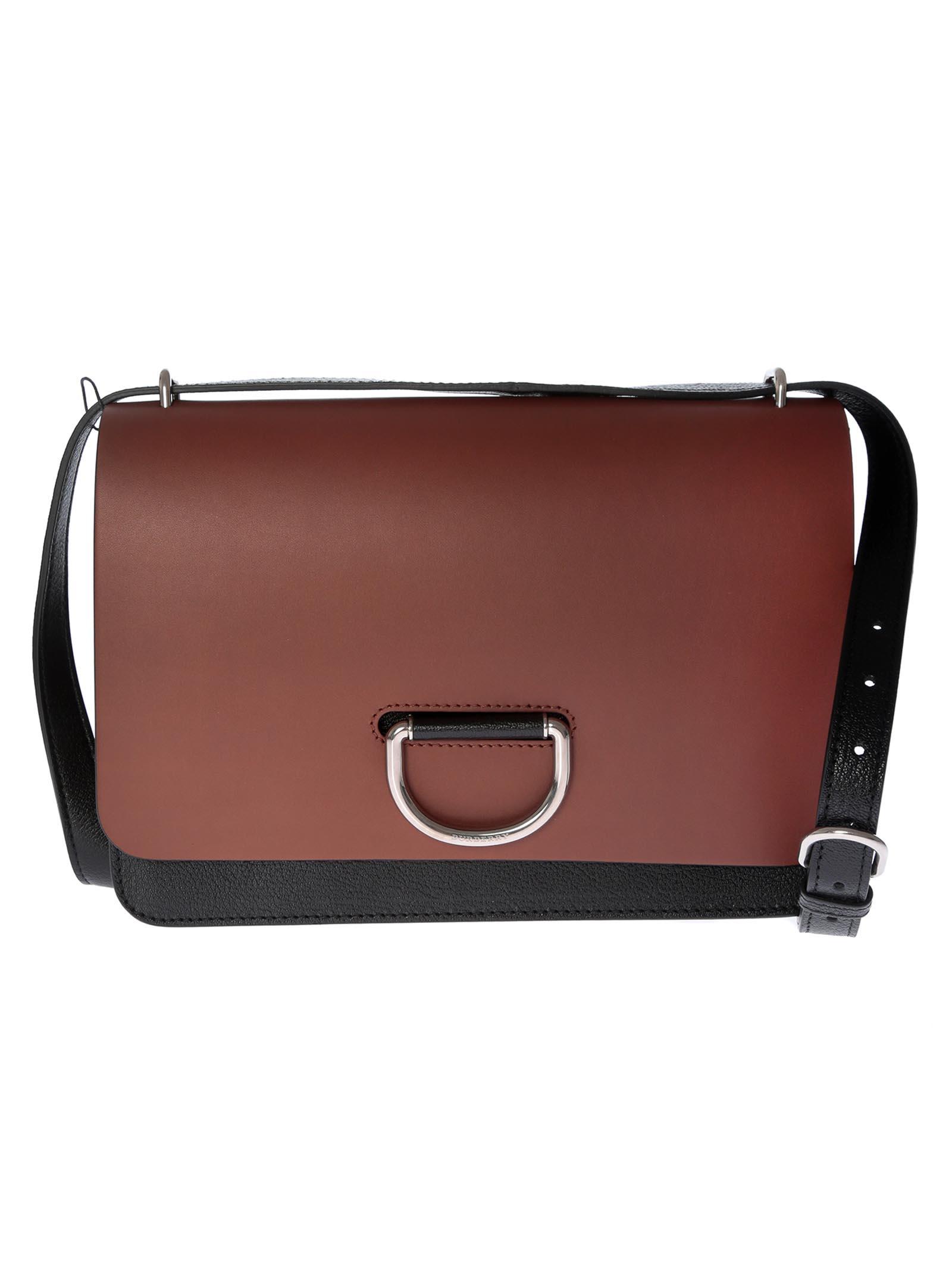 e348d8a3ba3d Burberry Burberry The Medium D-ring Shoulder Bag - Basic - 10652847 ...