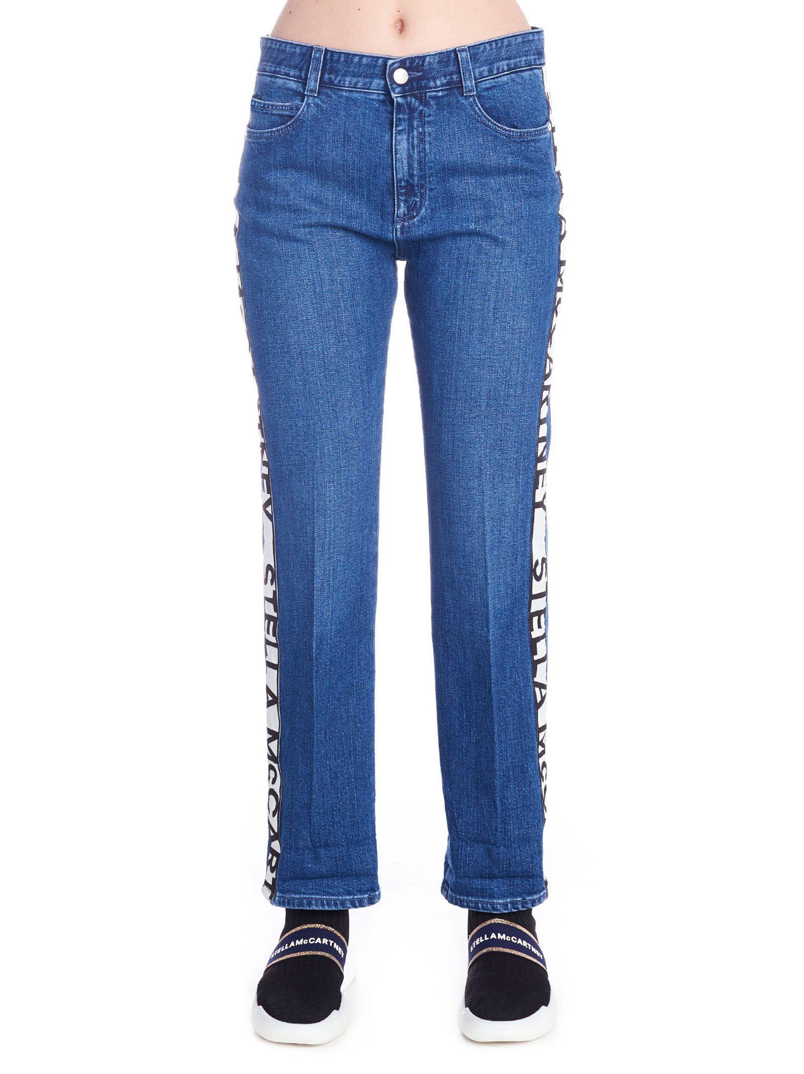 b909008a5e309 Stella McCartney Stella Mccartney Jeans - Blue - 10781442