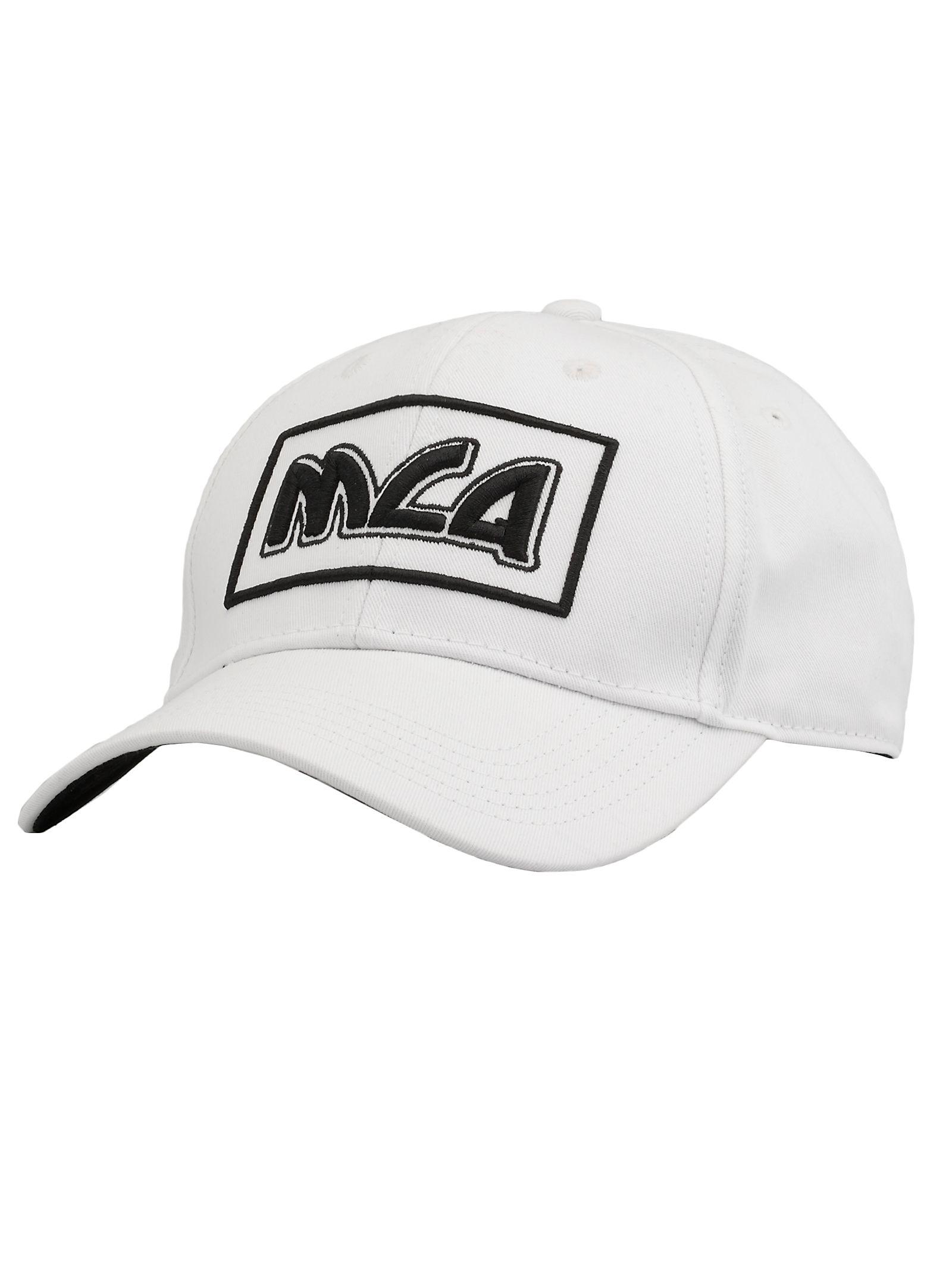 McQ Alexander McQueen McQ Alexander McQueen Cotton Baseball Cap ... f622656ddcdd