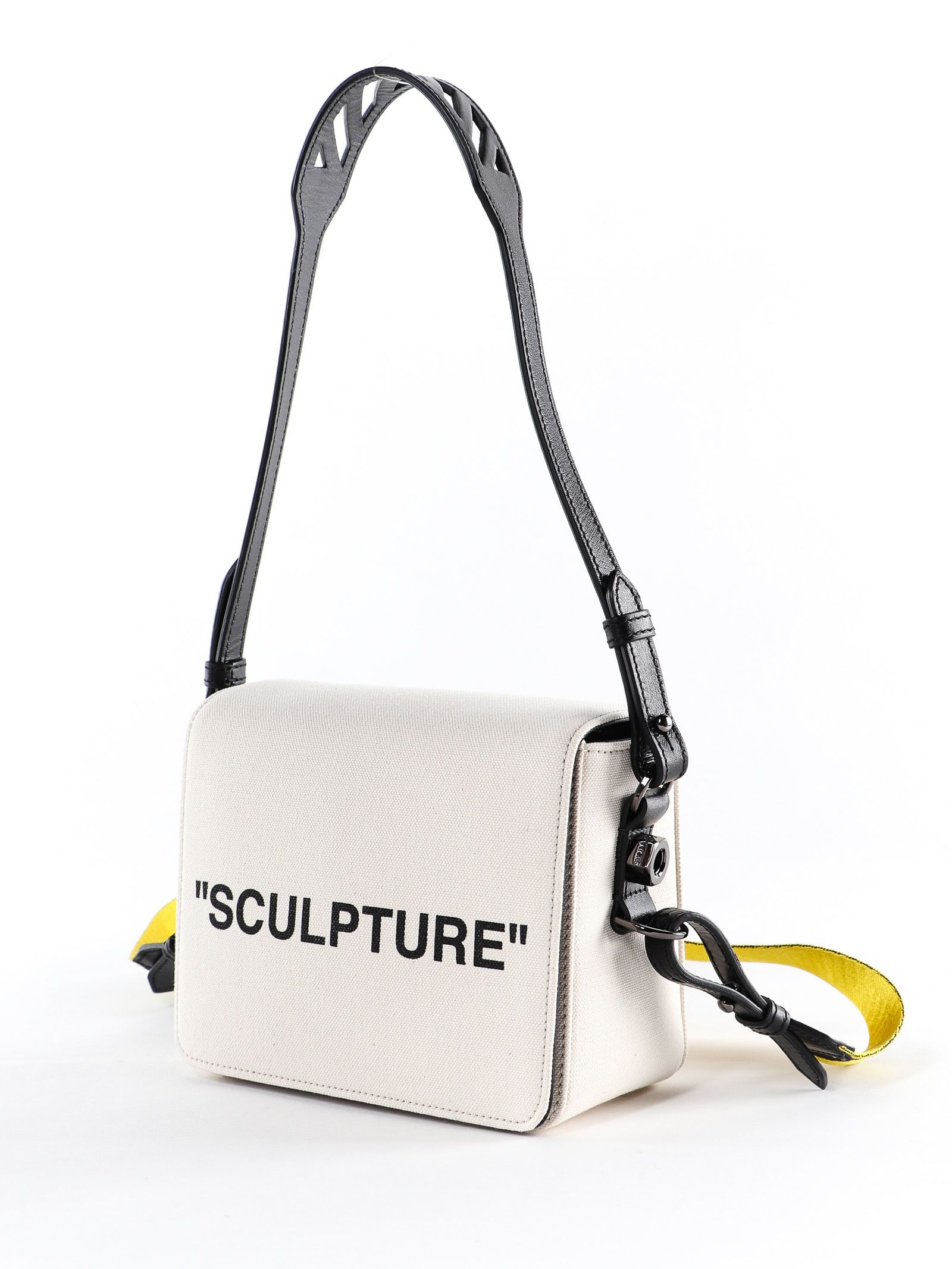 a7d05f4552 Off-White Off-white Logo Print Shoulder Bag - Basic - 10795390