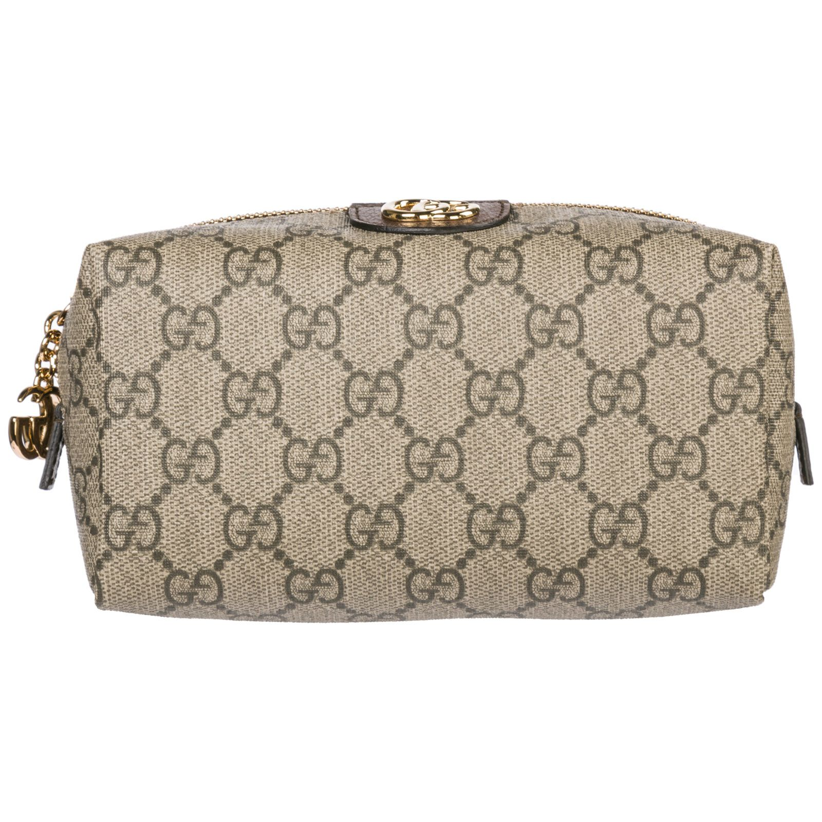 25c5f8f273fc ... ad952f2dc99 Gucci Gucci Travel Makeup Beauty Case Ophidia - Marrone -  10902035 .