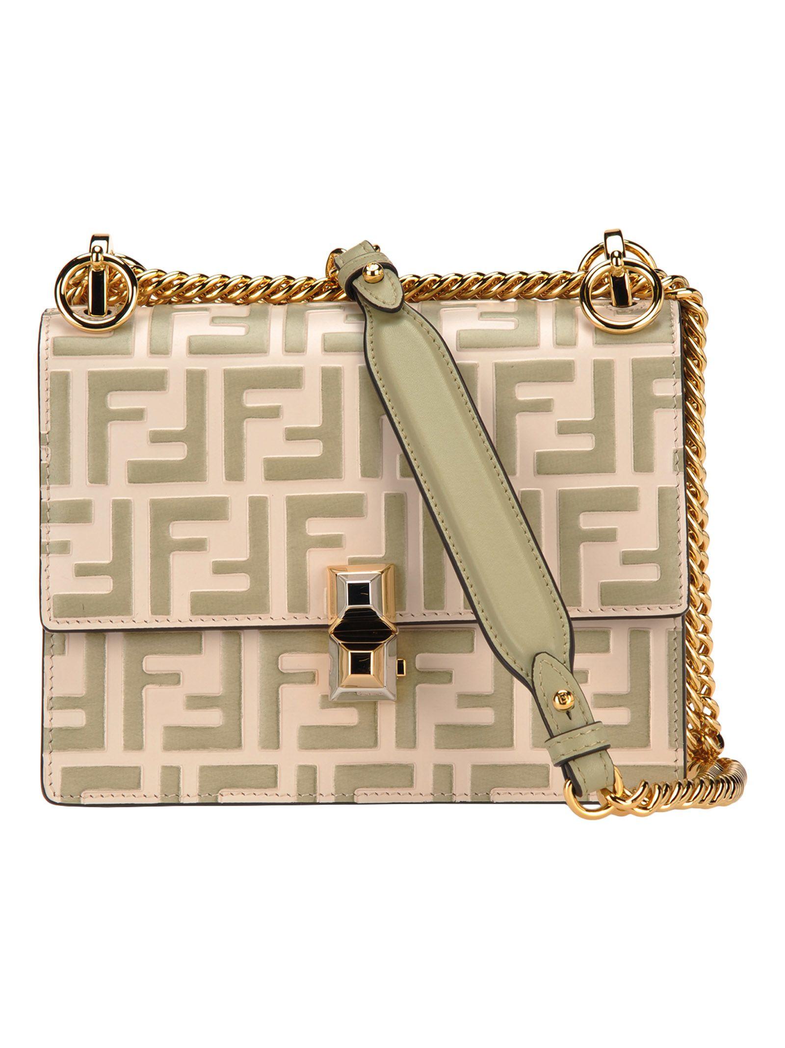 762bdcbfd6 Fendi Fendi Kan I Small Shoulder Bag - Basic - 10857770