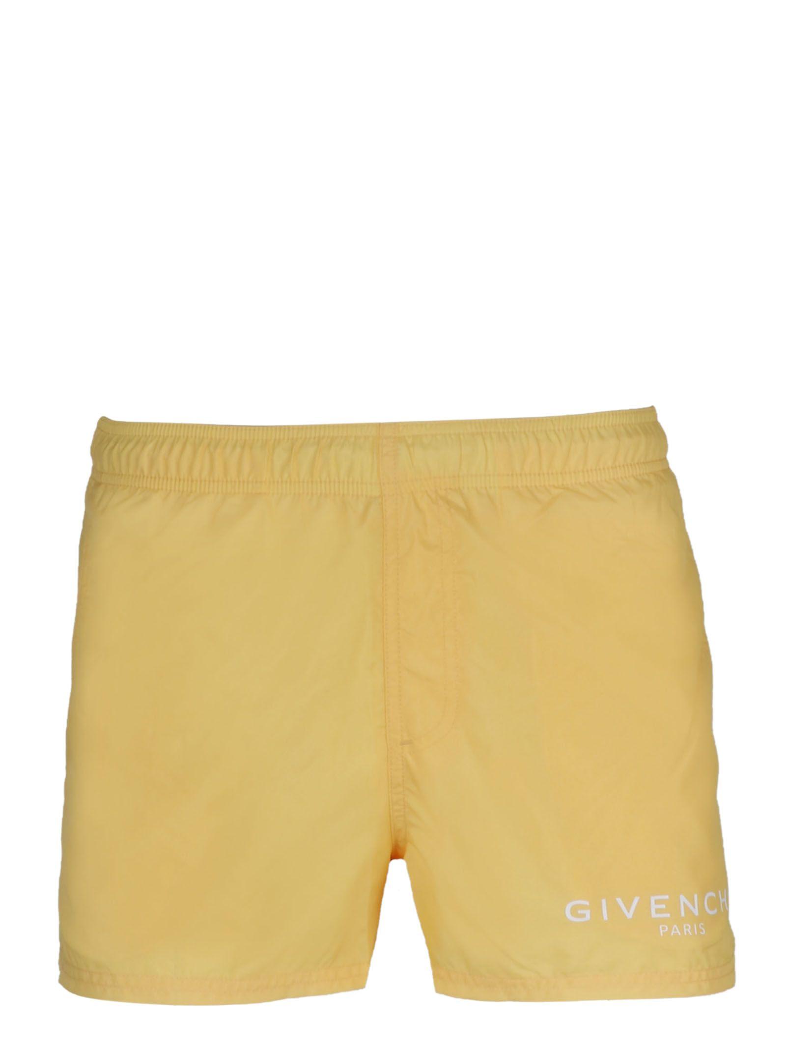 fc4558bb0ef23c Givenchy Givenchy Logo Swim Shorts - Basic - 10800435