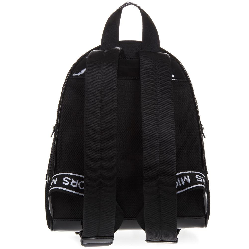 be782736b0e7 MICHAEL Michael Kors MICHAEL Michael Kors Black Rhea Medium Backpack ...