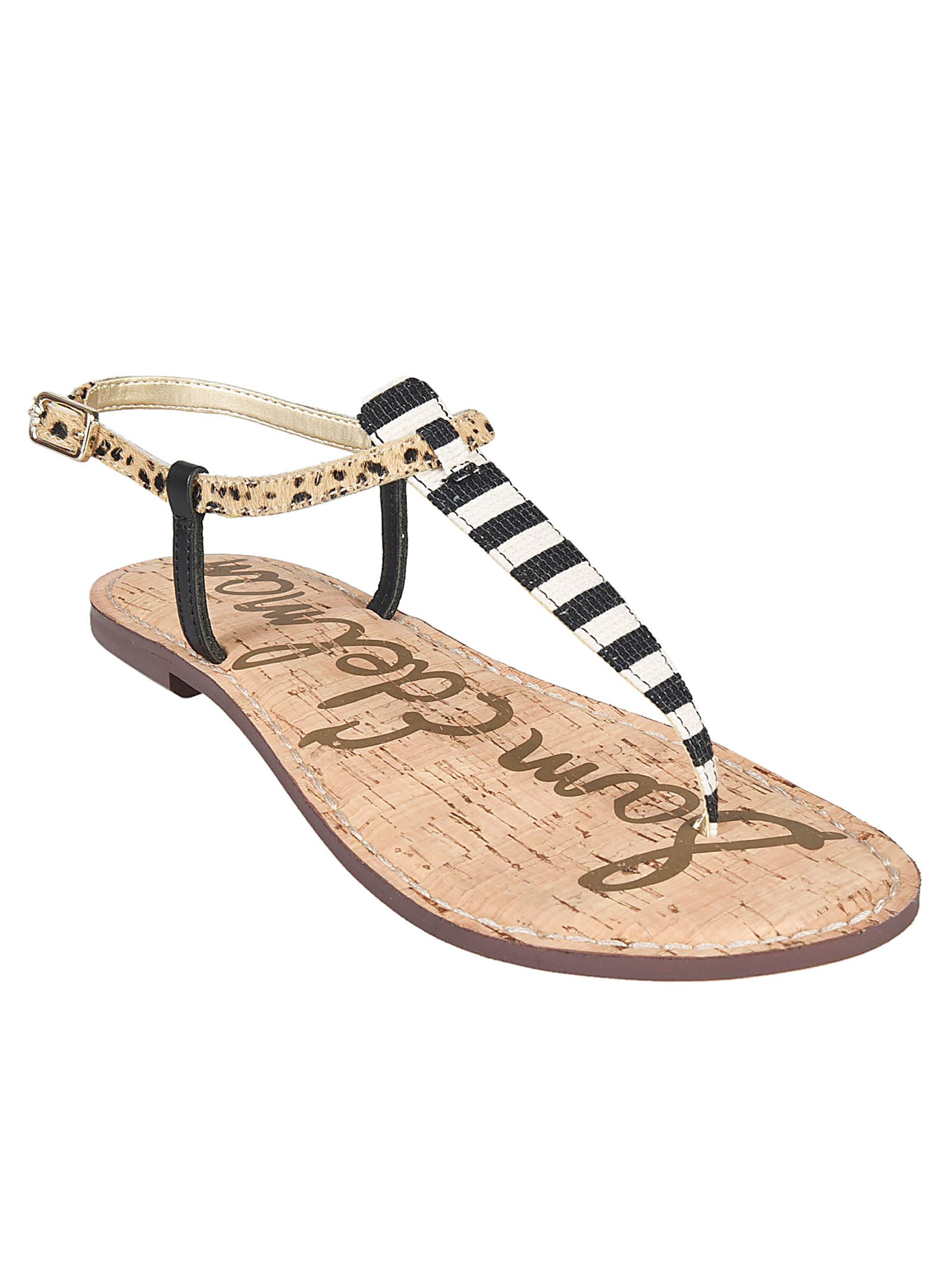 47df4aa0f89858 Sam Edelman Sam Edelman Gigi Flat Sandals - Multicolor - 10587753 ...