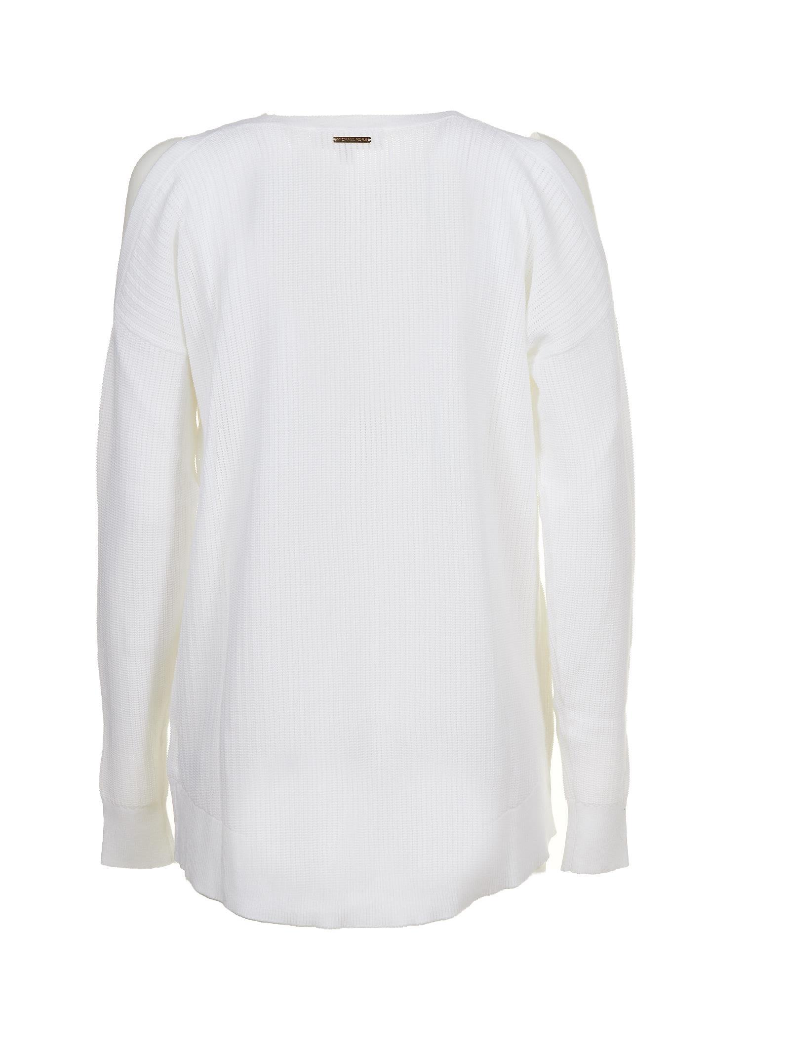6c5e10b9e MICHAEL Michael Kors Sweater - Bianco MICHAEL Michael Kors Sweater - Bianco