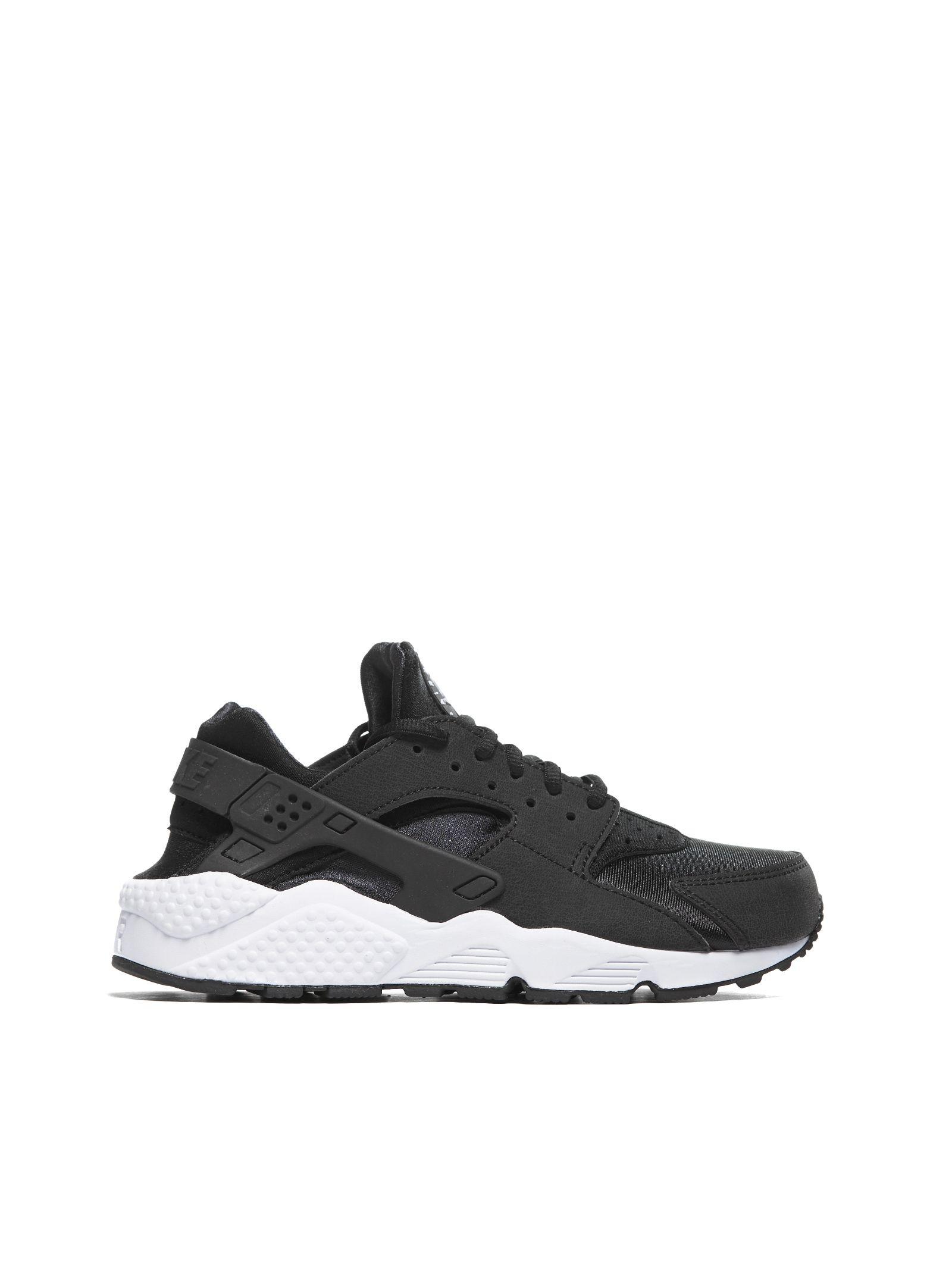 new concept 48d8e f330a Nike Air Huarache Run Sneakers - Nero bianco ...