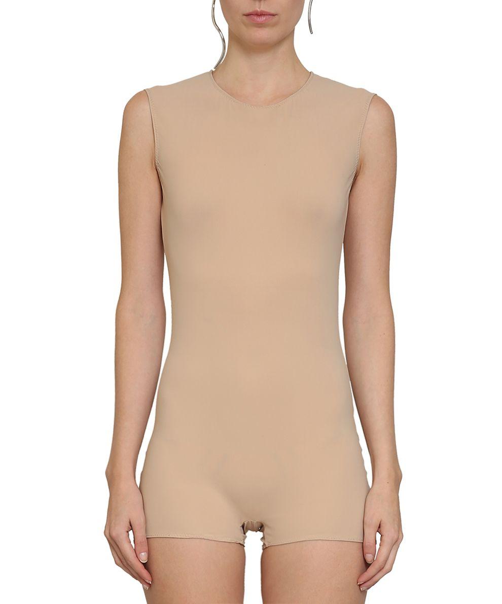 dc70752b5b Maison Margiela Maison Margiela Nude Stretch Bodysuit - BEIGE ...