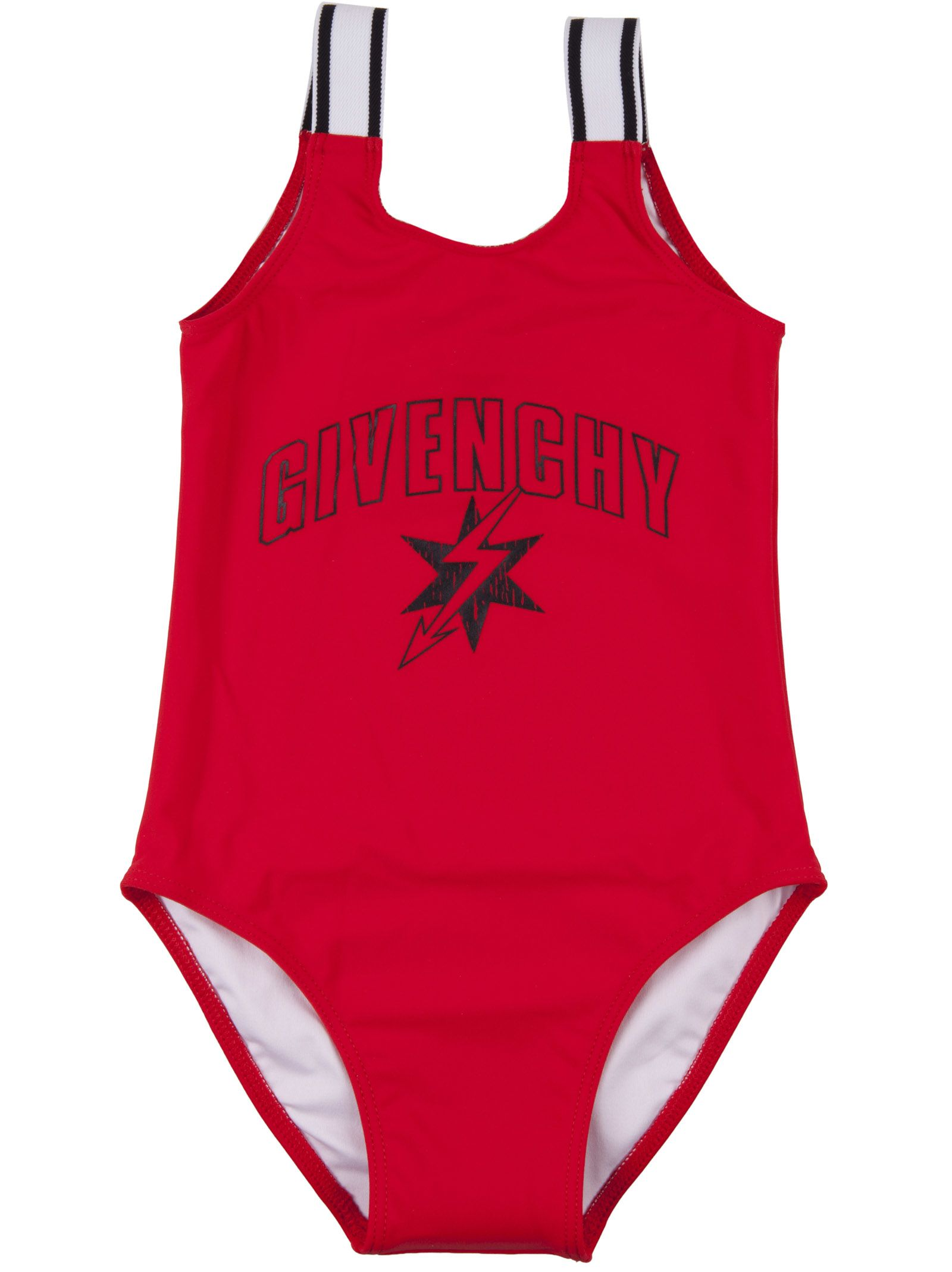 347078b26d68b Givenchy Givenchy Kids Swimsuit - Red - 10908854 | italist