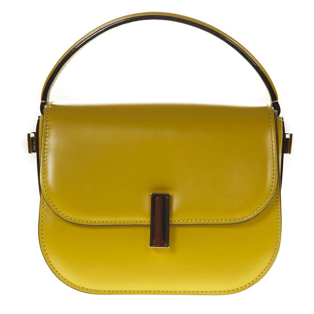 2905456d86 Valextra Valextra Mini Iside Brushed Leather Crossbody Bag - Basic ...