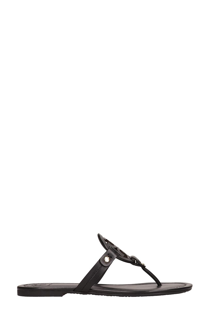 9ef69c00fc1c2 Tory Burch Tory Burch Miller Sandal - Black - 10782402