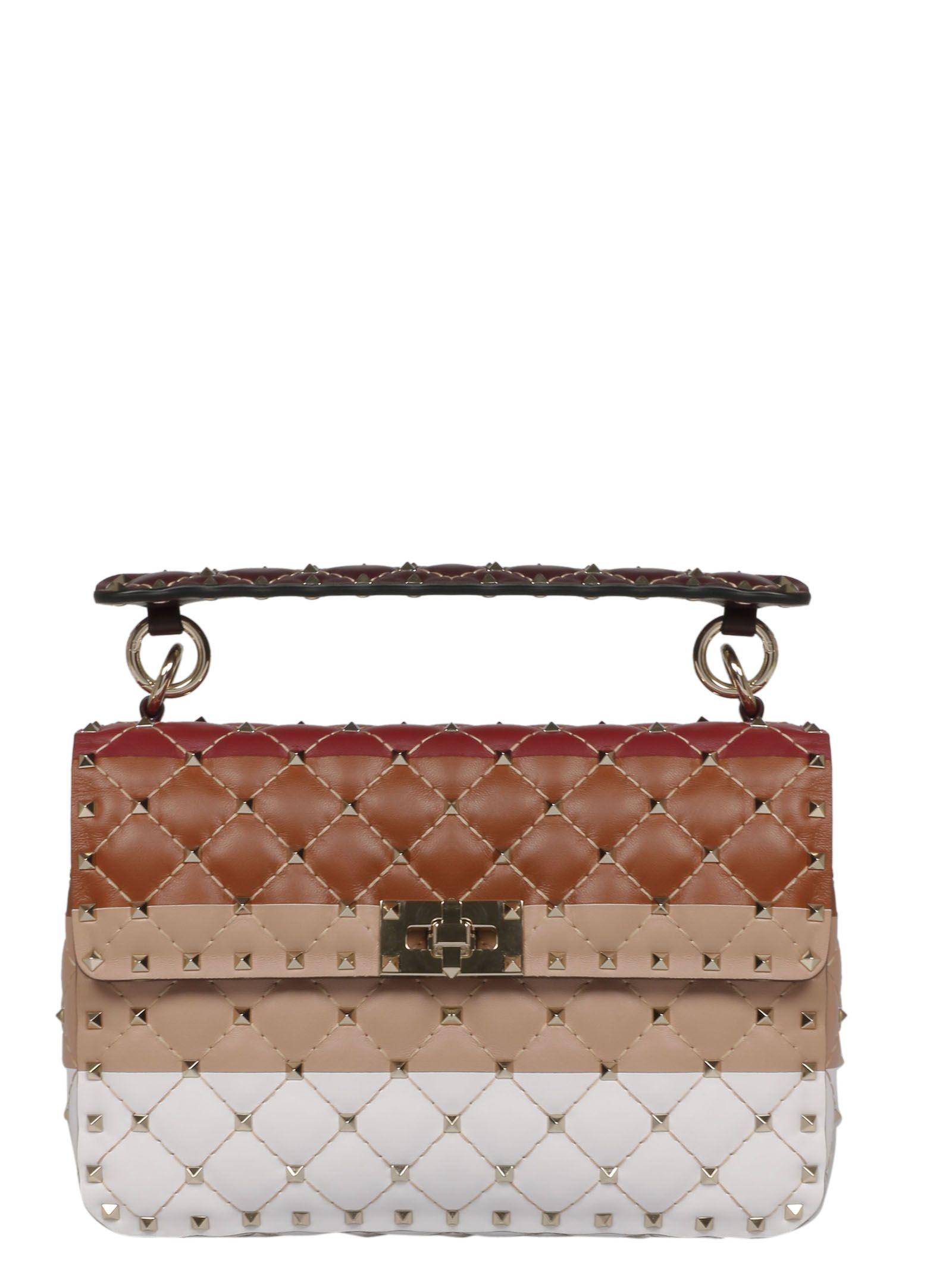 Valentino Garavani Valentino Garavani Rockstud Spike Shoulder Bag ...