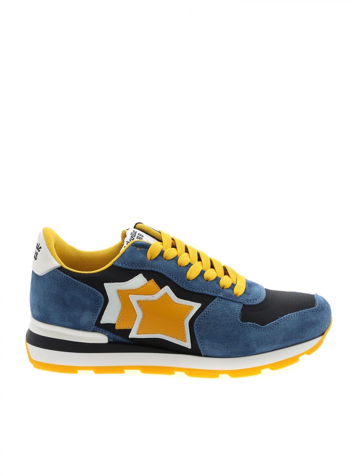 d02eba00bd1a9 Atlantic Stars Atlantic Stars Sneaker Antares - Light blue ...